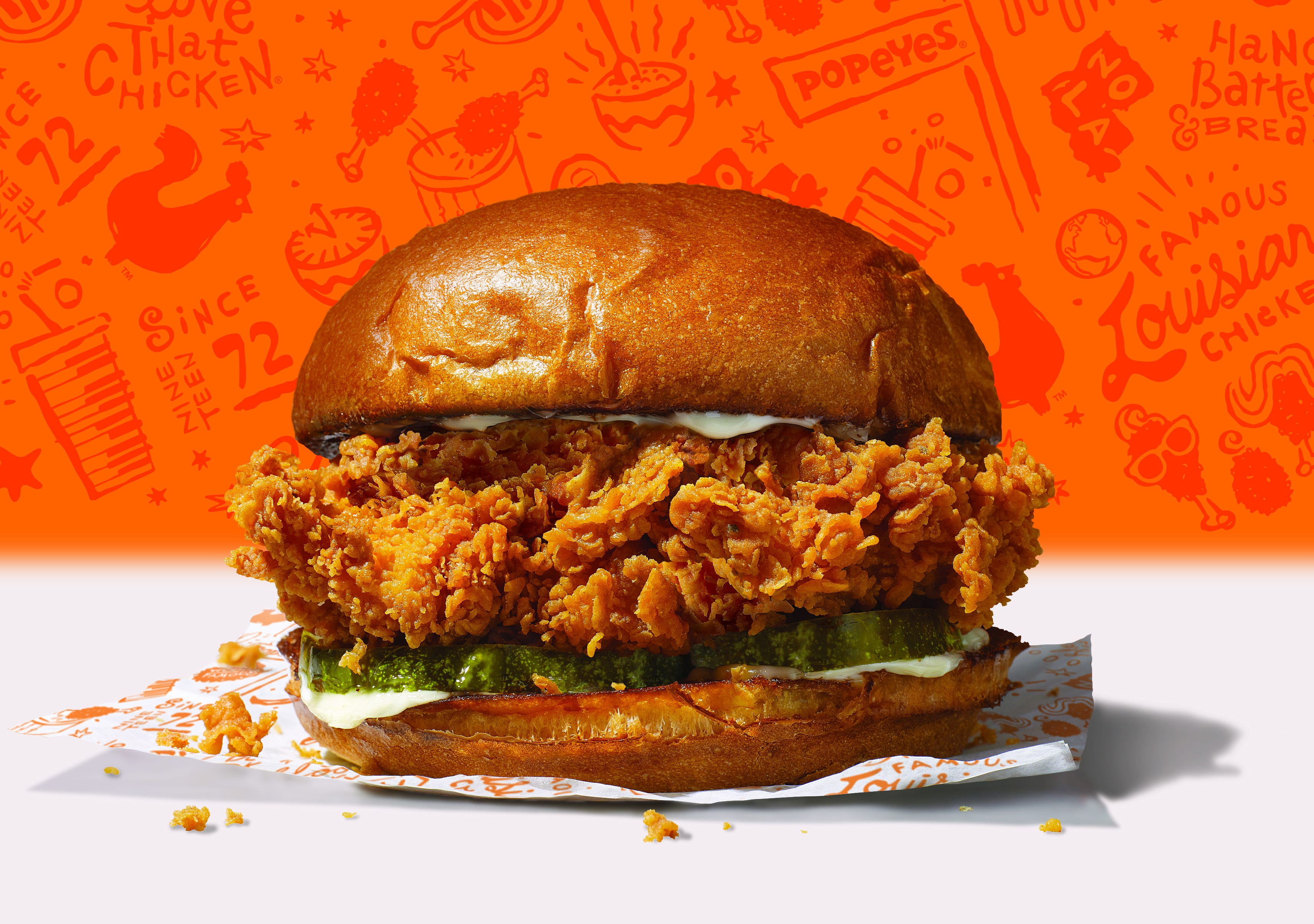 Popeye's, Chick-fil-A, Wendy's? Vote for the best chicken sandwich