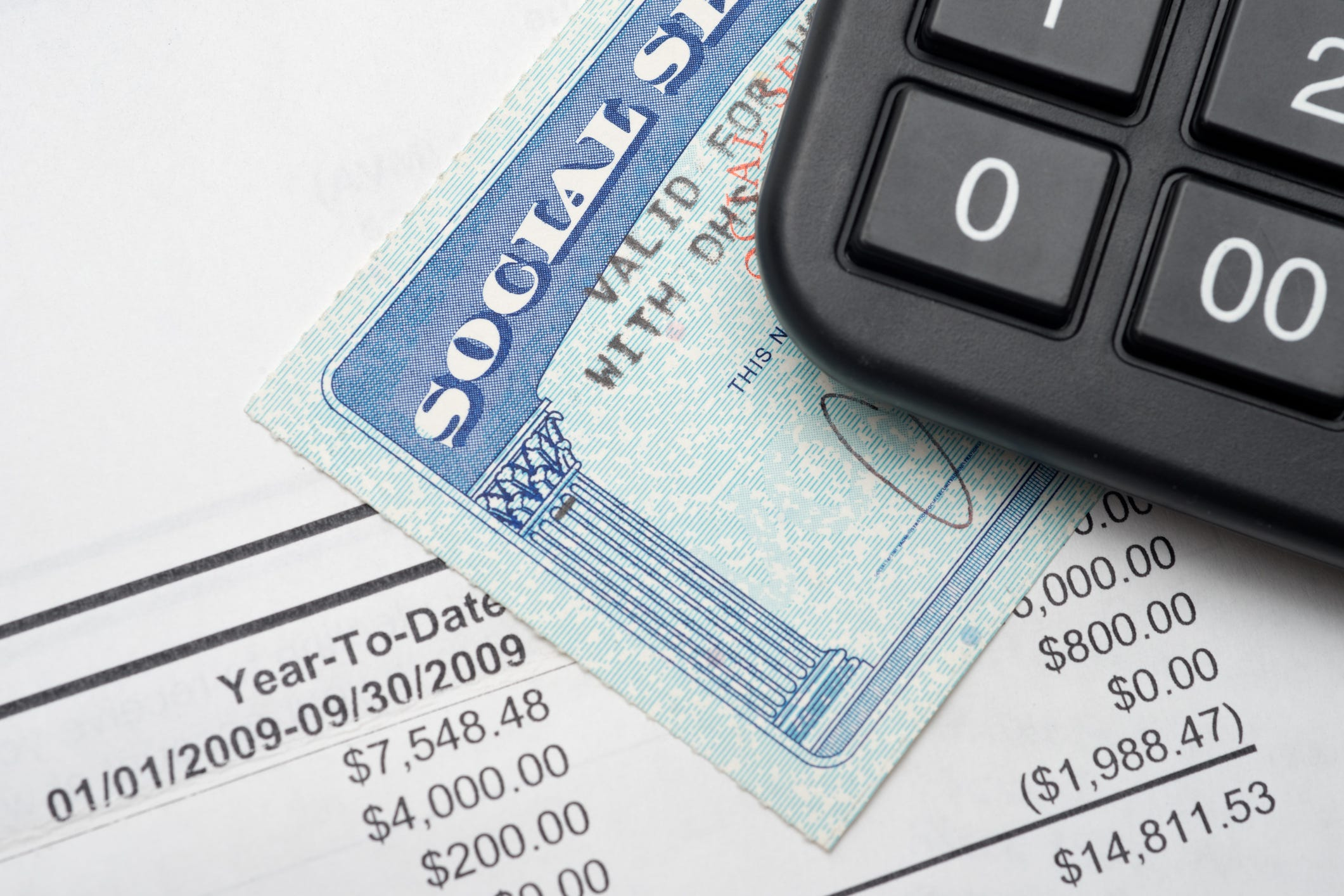 Social Security benefits could be lowered by these things