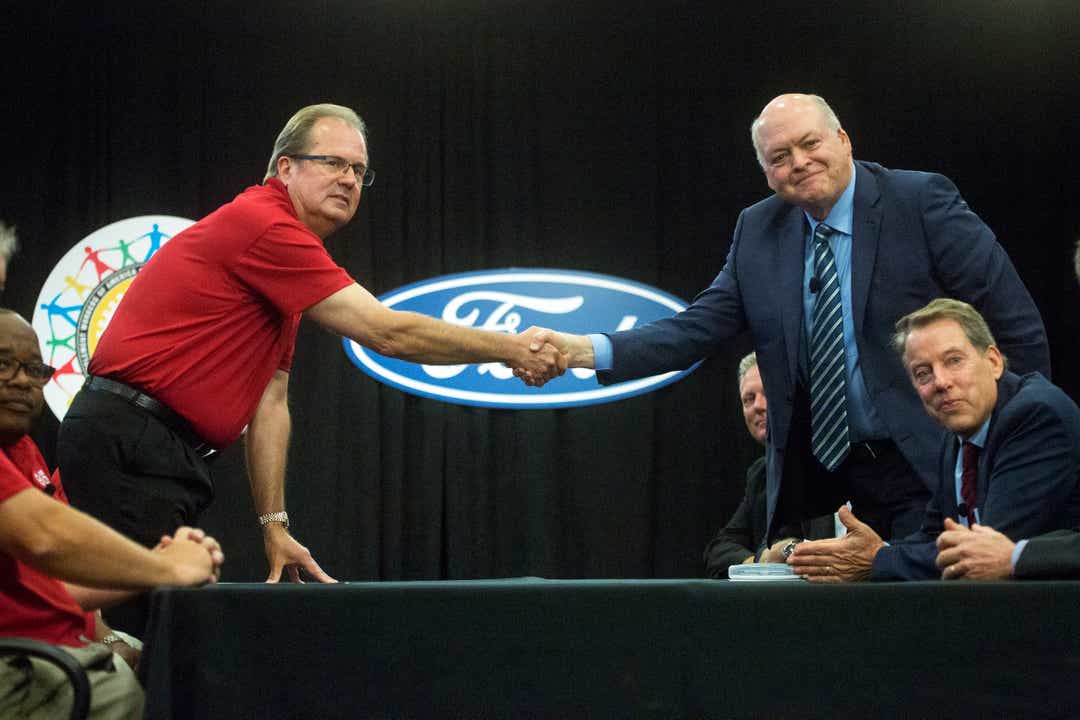 UAW contract talks 2019: Ford seen as target