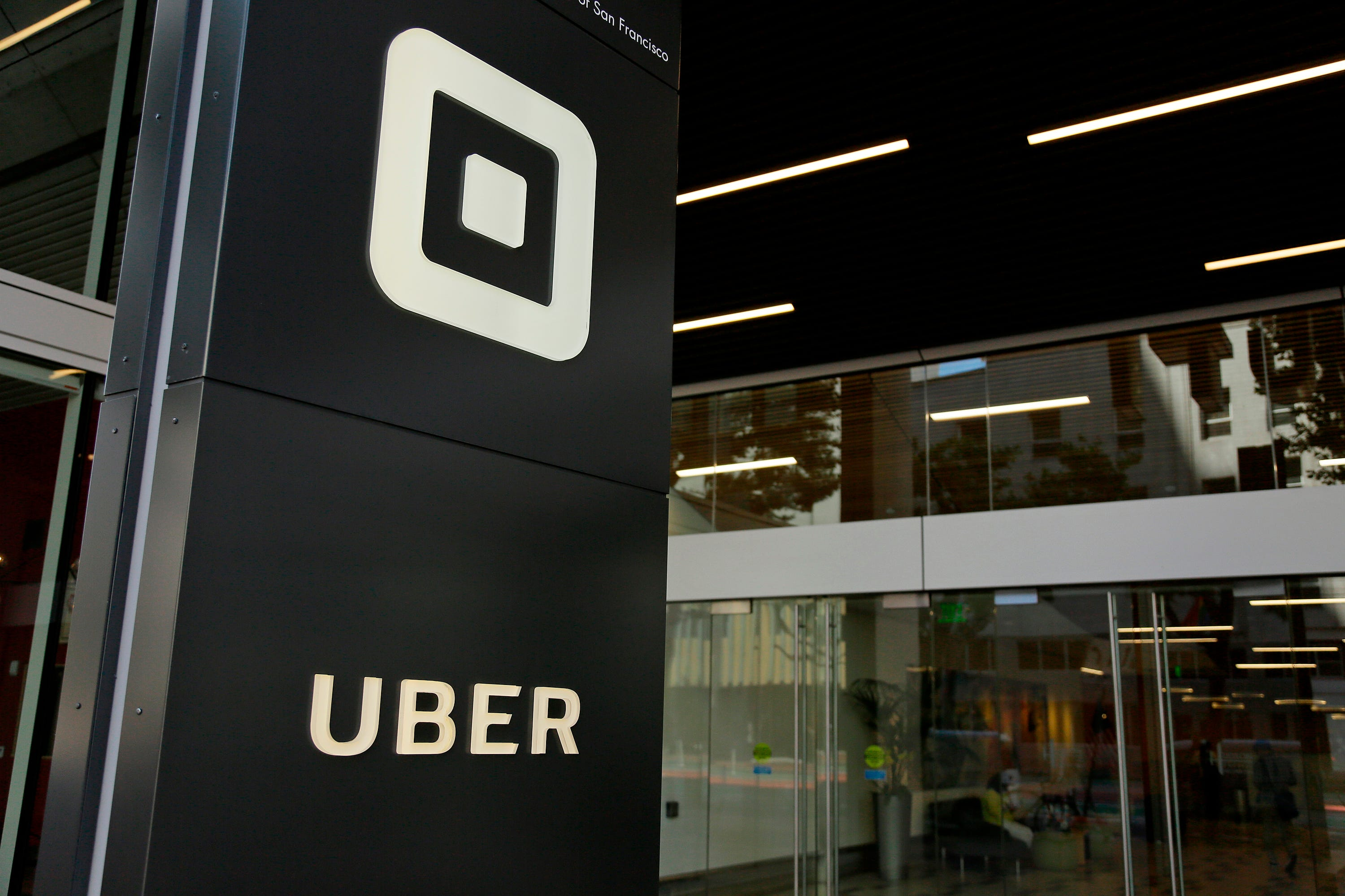 Uber replaces expensive helium balloon tradition with stickers
