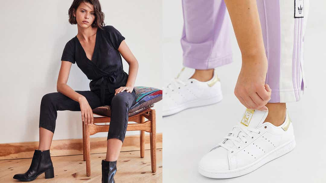 10 incredible deals at ASOS, Madewell, DSW, and more