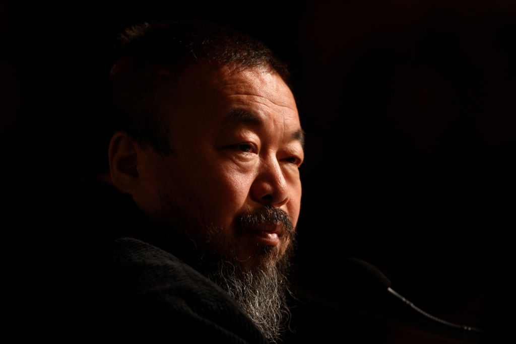 Ai Weiwei Staged an Impromptu Protest at Munich's Haus der Kunst to Show Solidarity With Workers Facing Layoffs