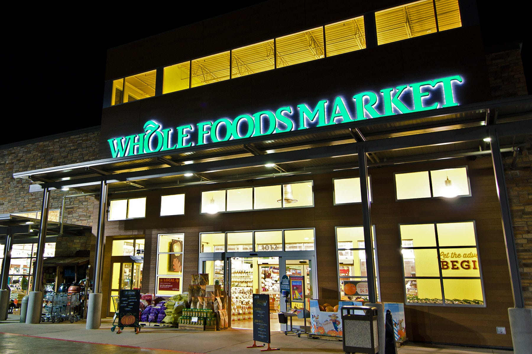 Amazon's Whole Foods to cut health benefits for part-time workers