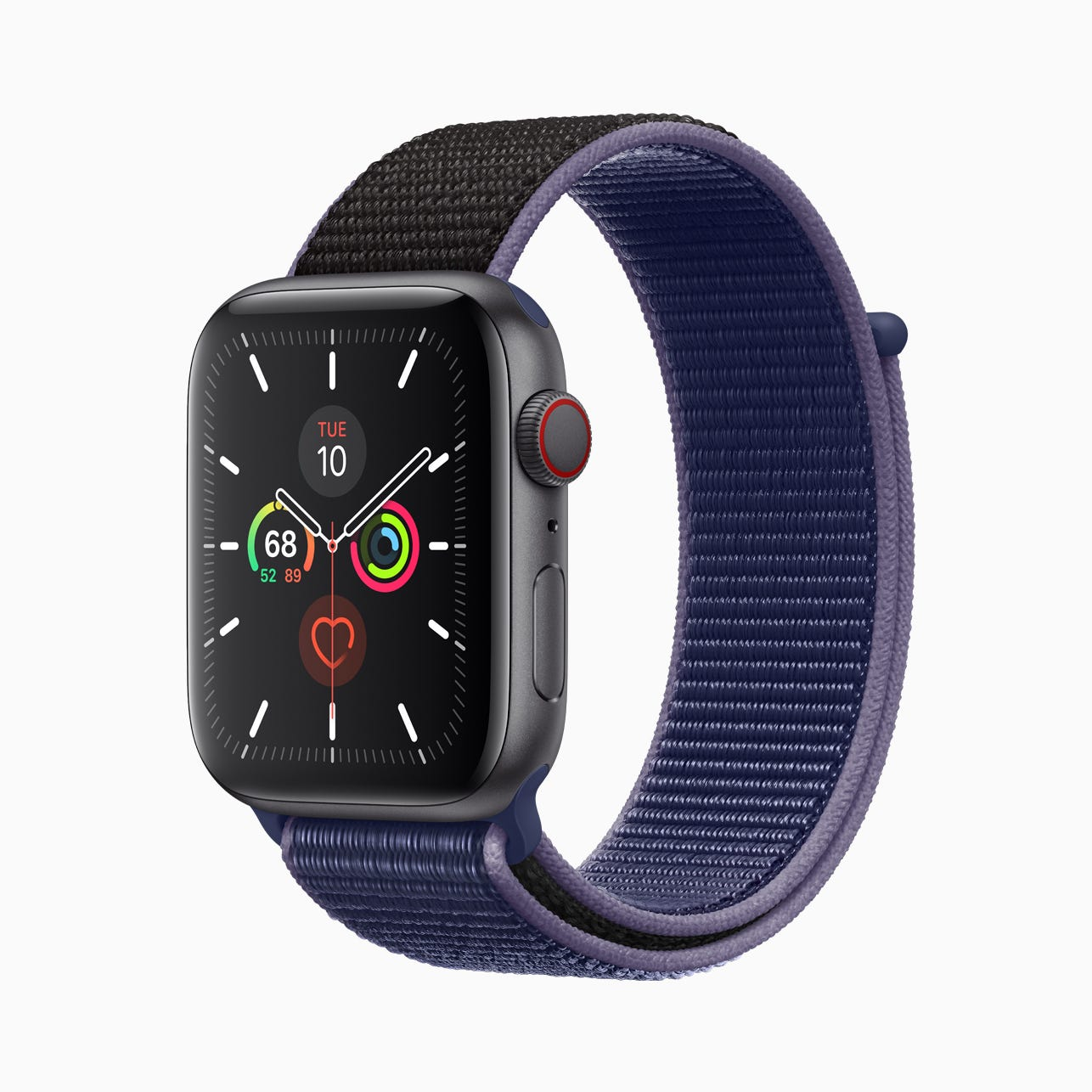 Apple Watch Series 5 review: Always-on display, suspect battery