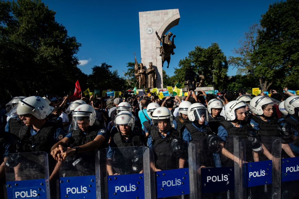 Despite Government Crackdowns on Freedom of Expression in Turkey, Billions of Dollars Are Being Invested In New Museums
