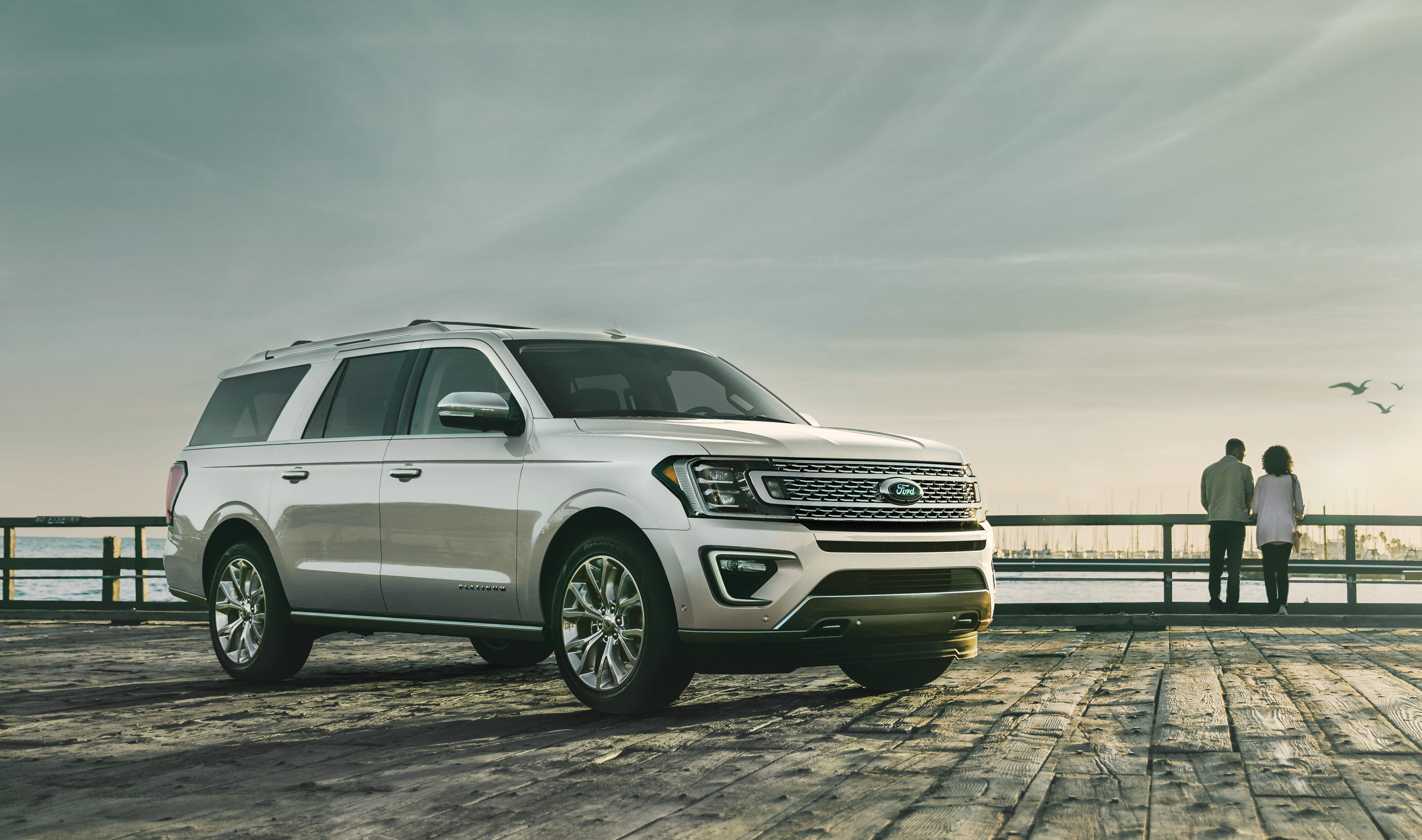 Ford Expedition ranks no. 1