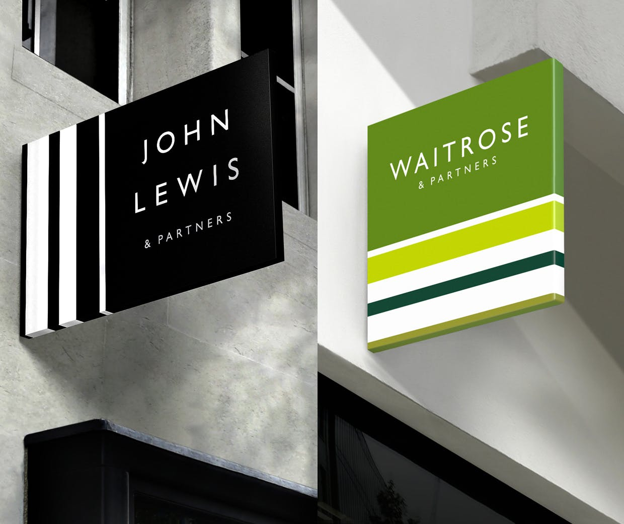 Is John Lewis and Waitrose's joint marketing strategy working?