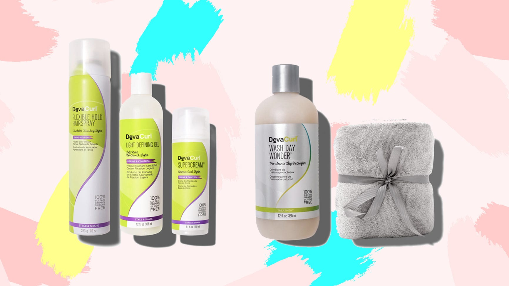 Our favorite DevaCurl hair products are on sale right now