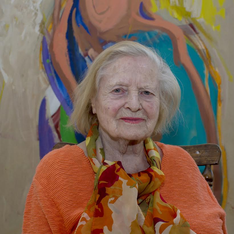 Painter Mary Abbott, a Fixture of New York's Abstract Expressionist Movement, Has Died at Age 98