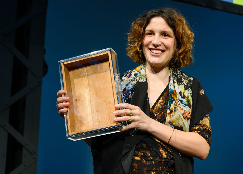 Pauline Curnier Jardin Wins Germany's Most Prestigious Prize for Younger Artists