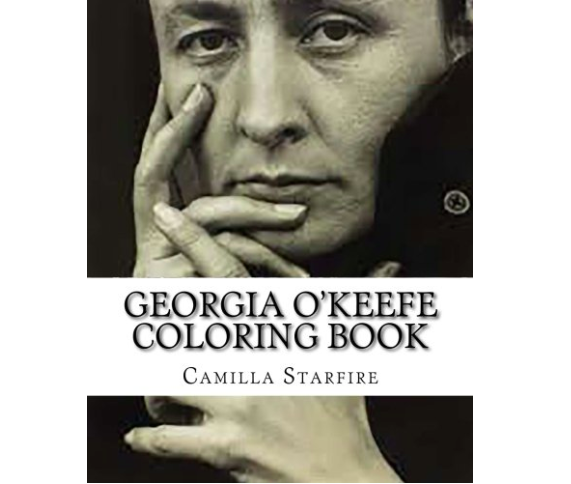 "The cover image for the ""Georgia O"