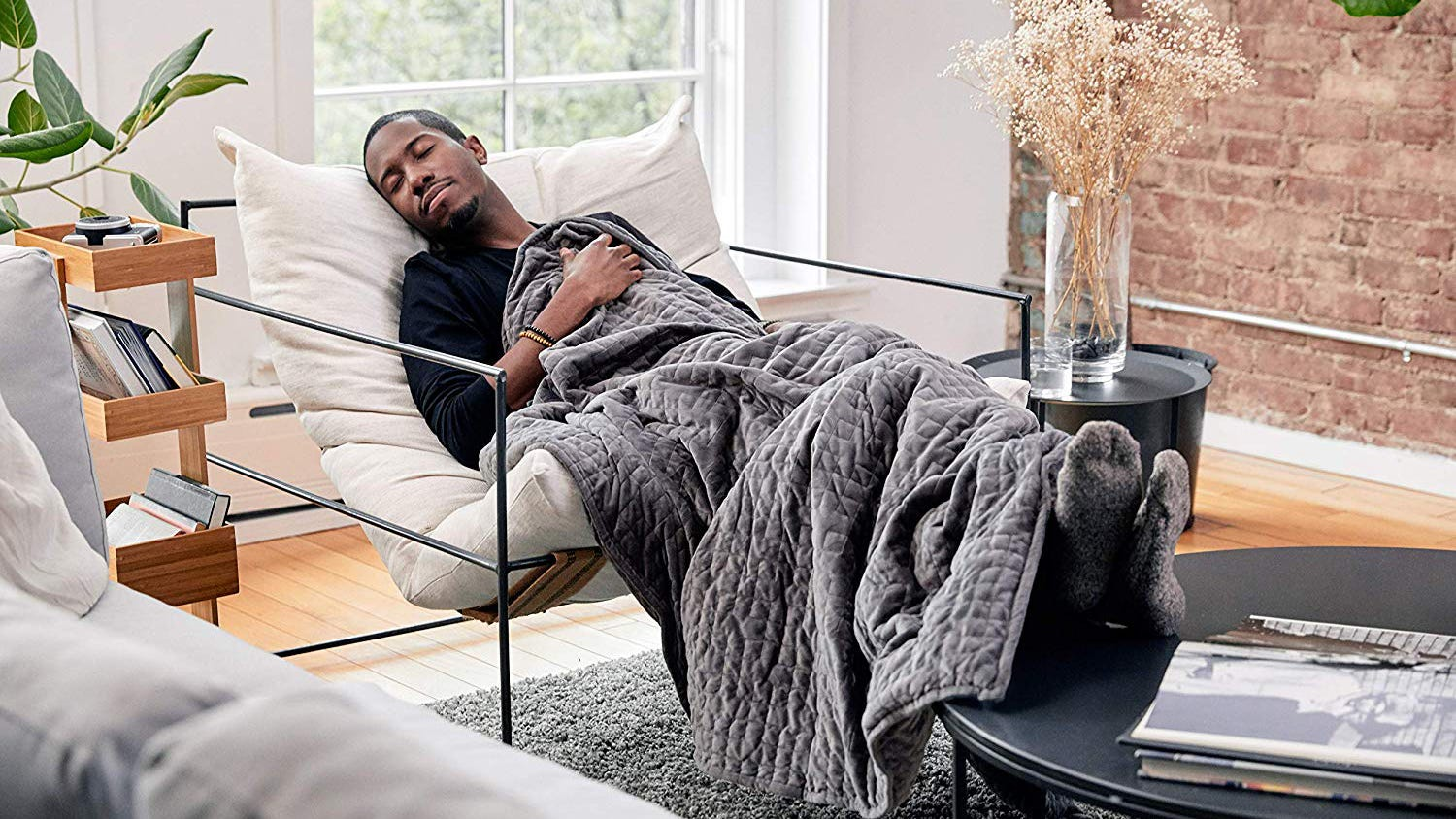 The best weighted blanket is at its lowest price ever