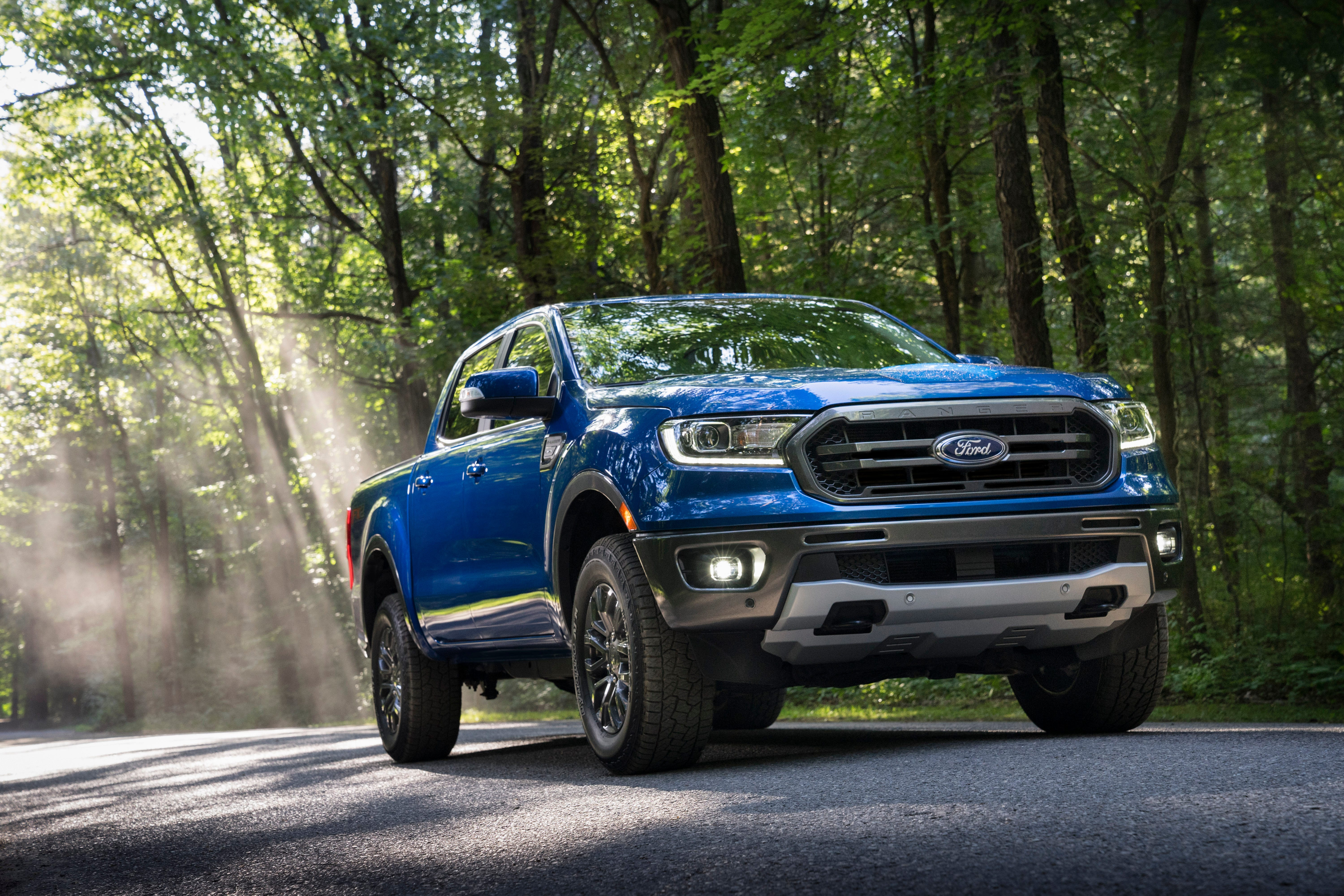 Ford Ranger, Jeep Cherokee, Tesla Model S top American-Made Index