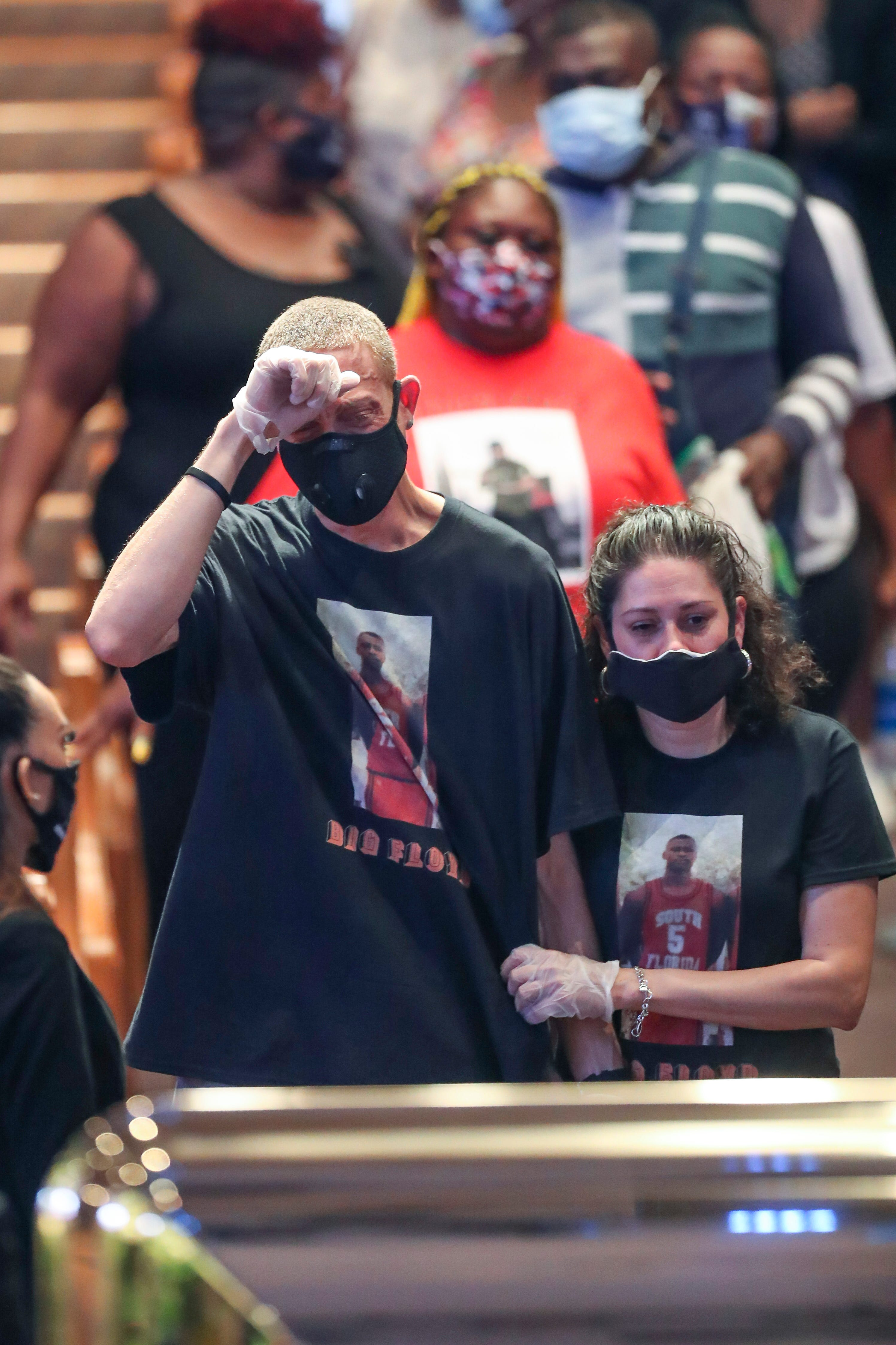 George Floyd death, protests lead to merchandise sales even on Amazon