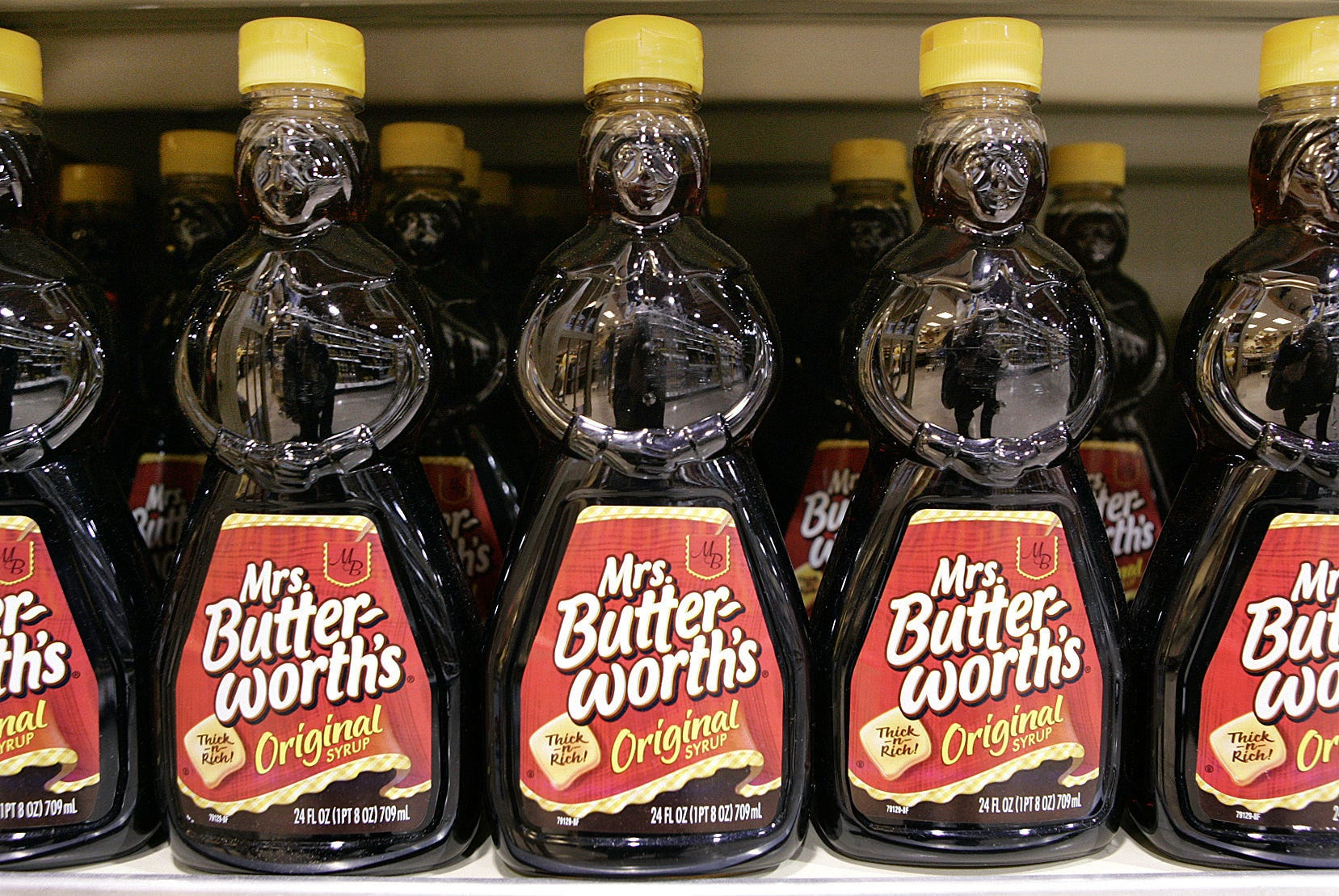 Mrs. Butterworth's brand and packaging under review after Aunt Jemima