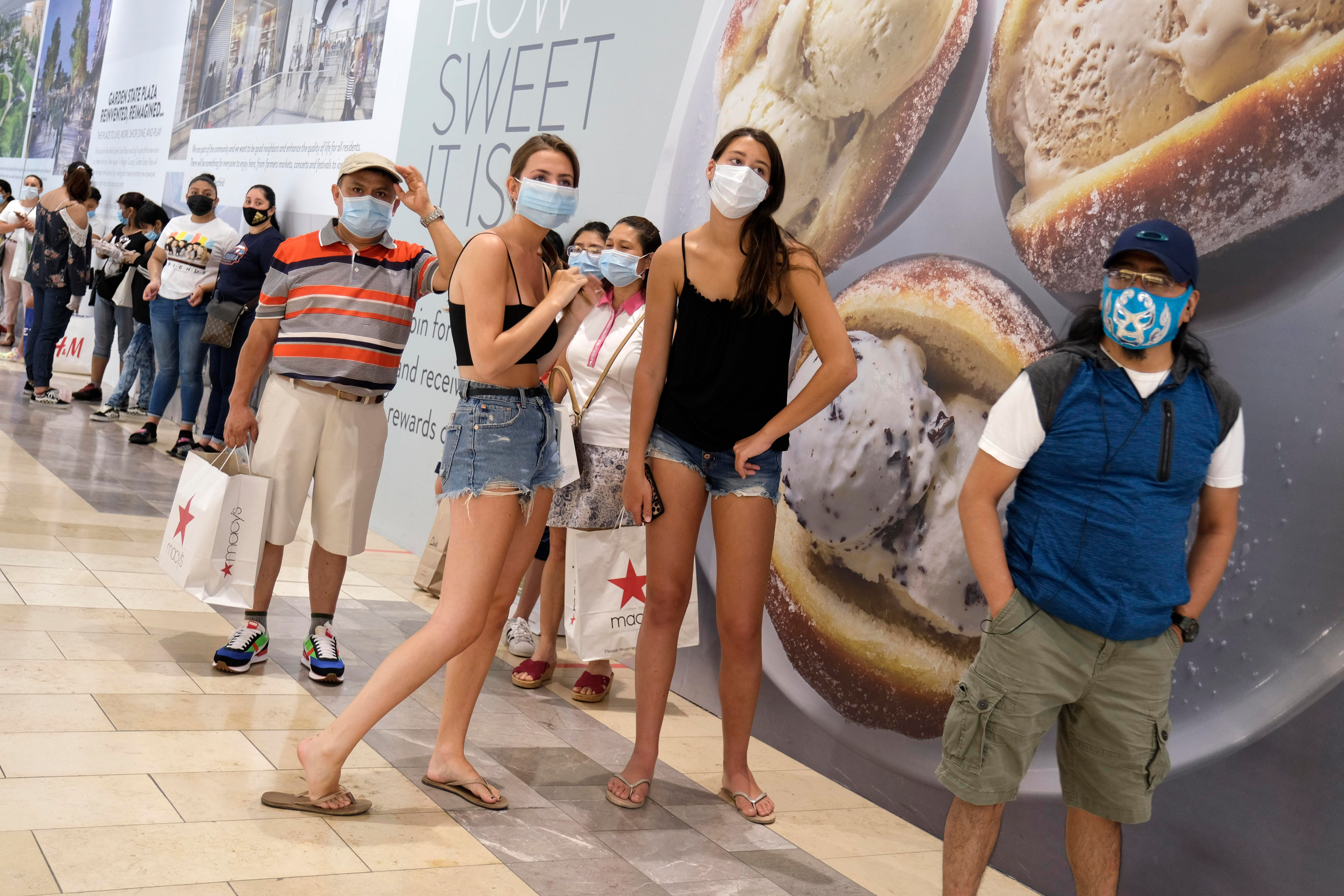 Mask mandates depend on states, cities but stores like Costco require
