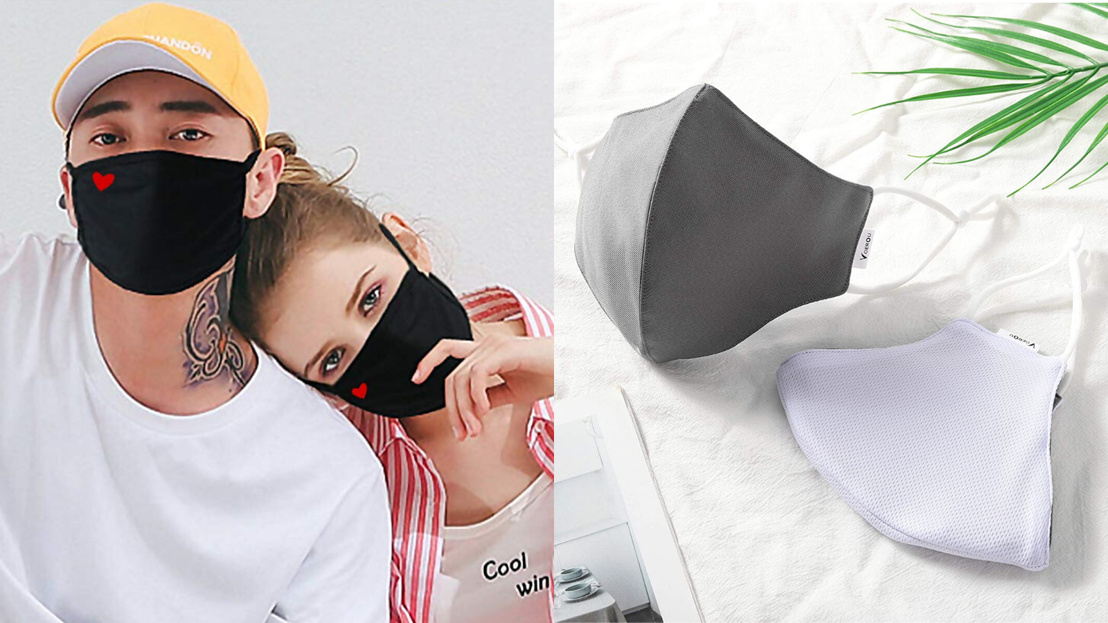 The 10 most popular face masks you can buy on Amazon