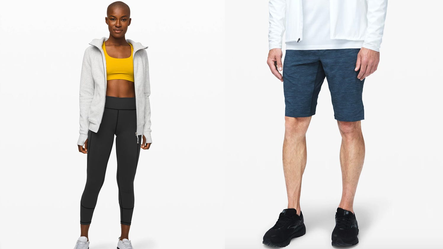 The best deals on leggings, shorts, tanks, and more