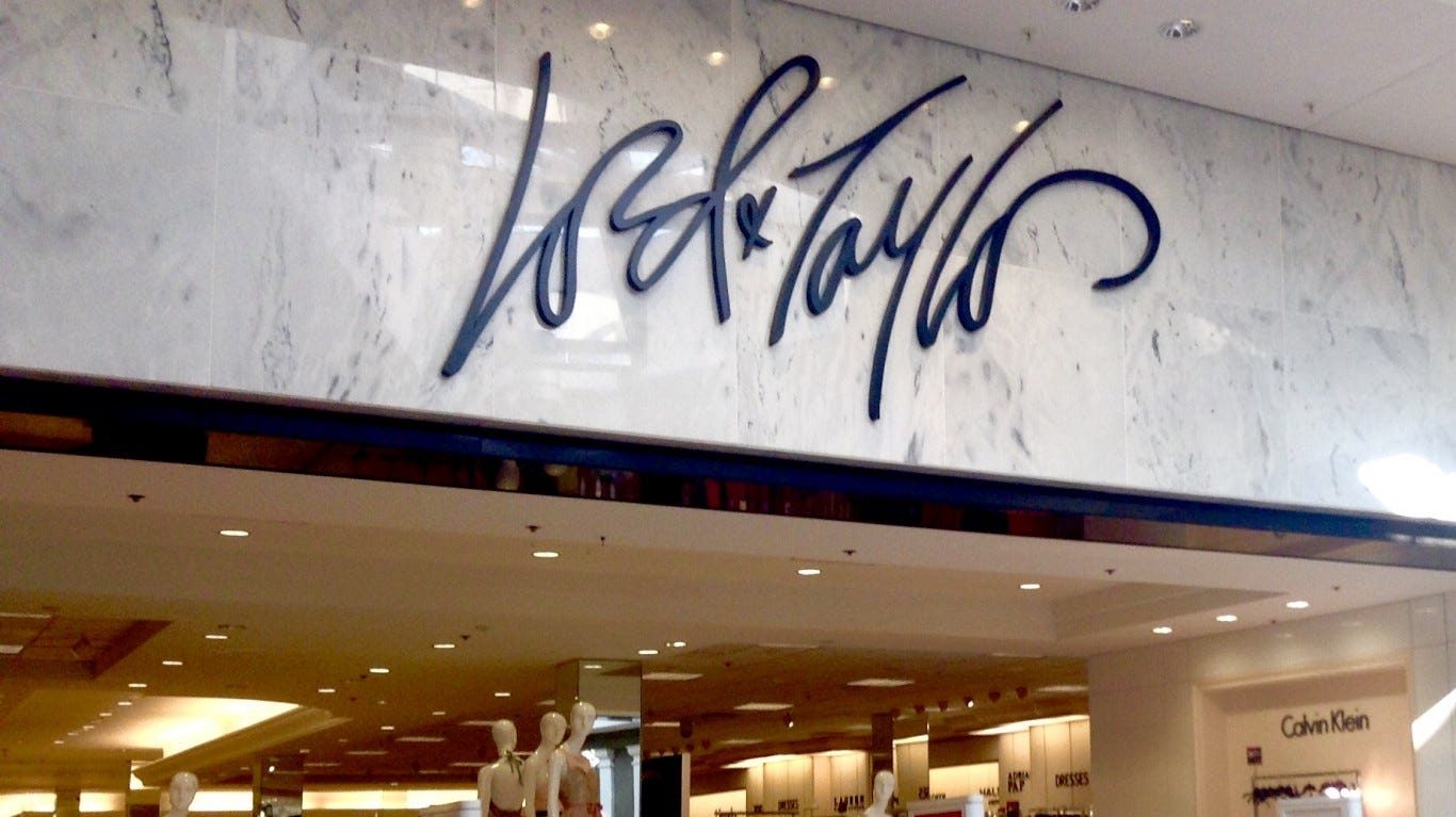Is your Lord & Taylor store closing in bankruptcy? See the list