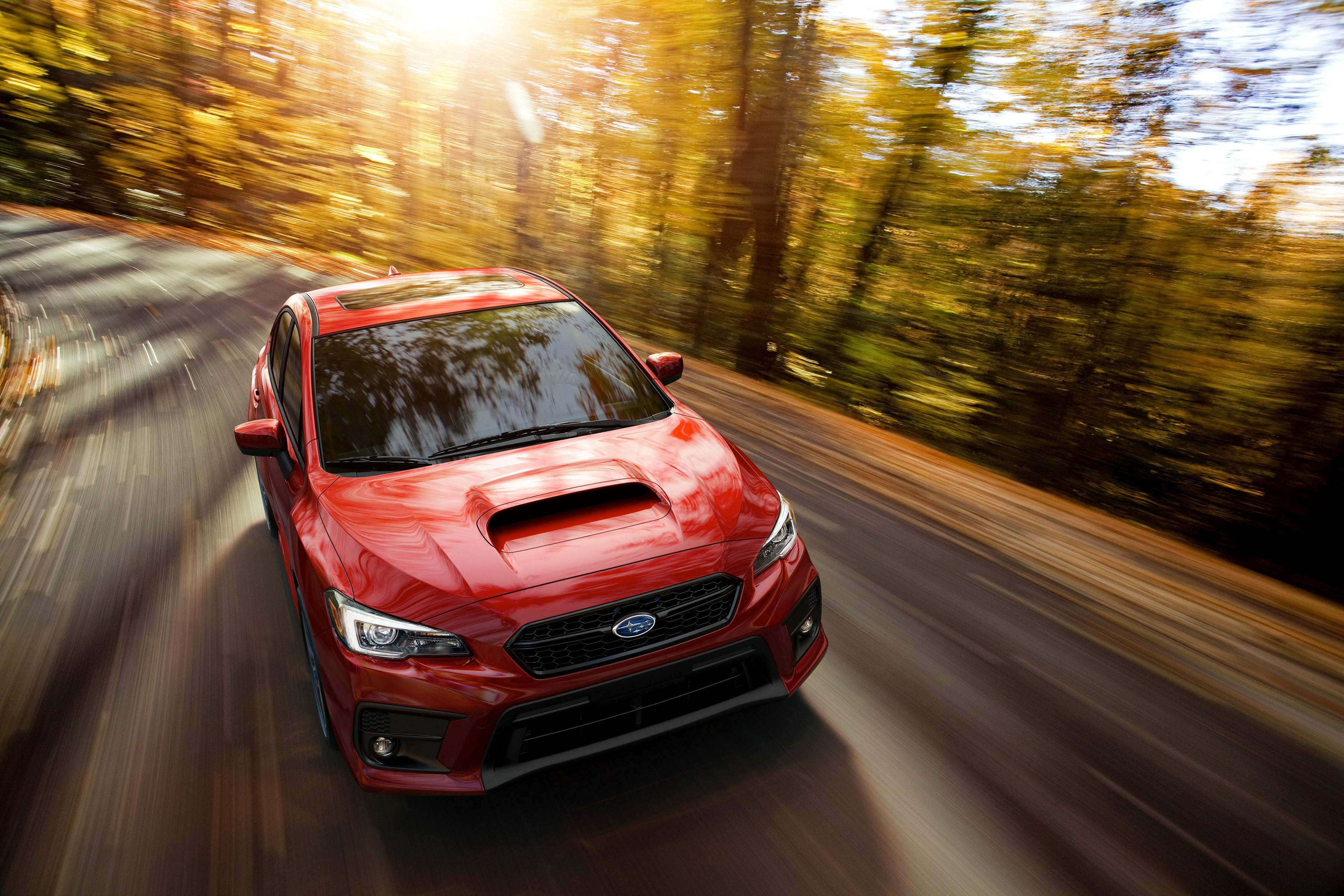 Subaru WRX owners have the most speeding tickets, Insurify study says