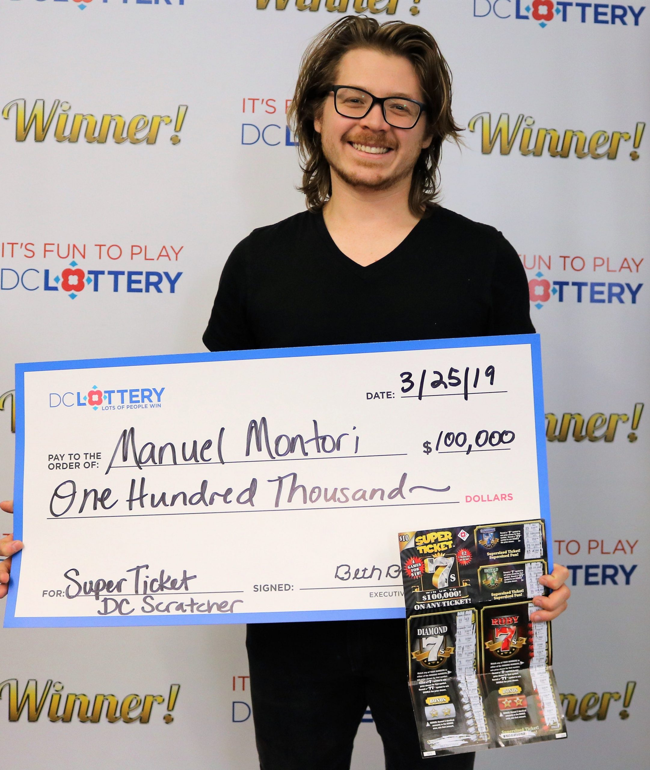 66 winning lottery tickets. $6.3 million. What's up with Ivy League group's winning streak?
