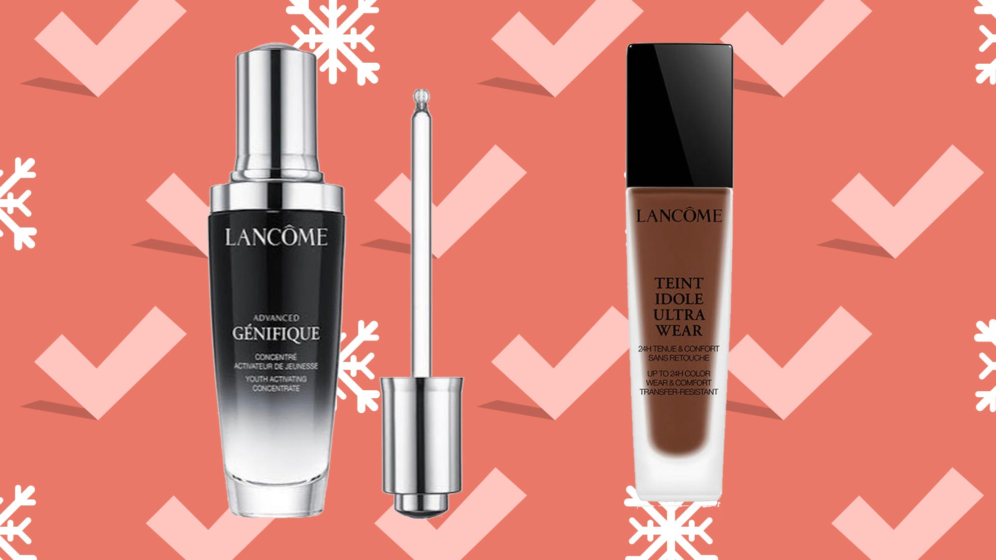 Almost everything at Lancôme is on sale right now for the Friends and Family event