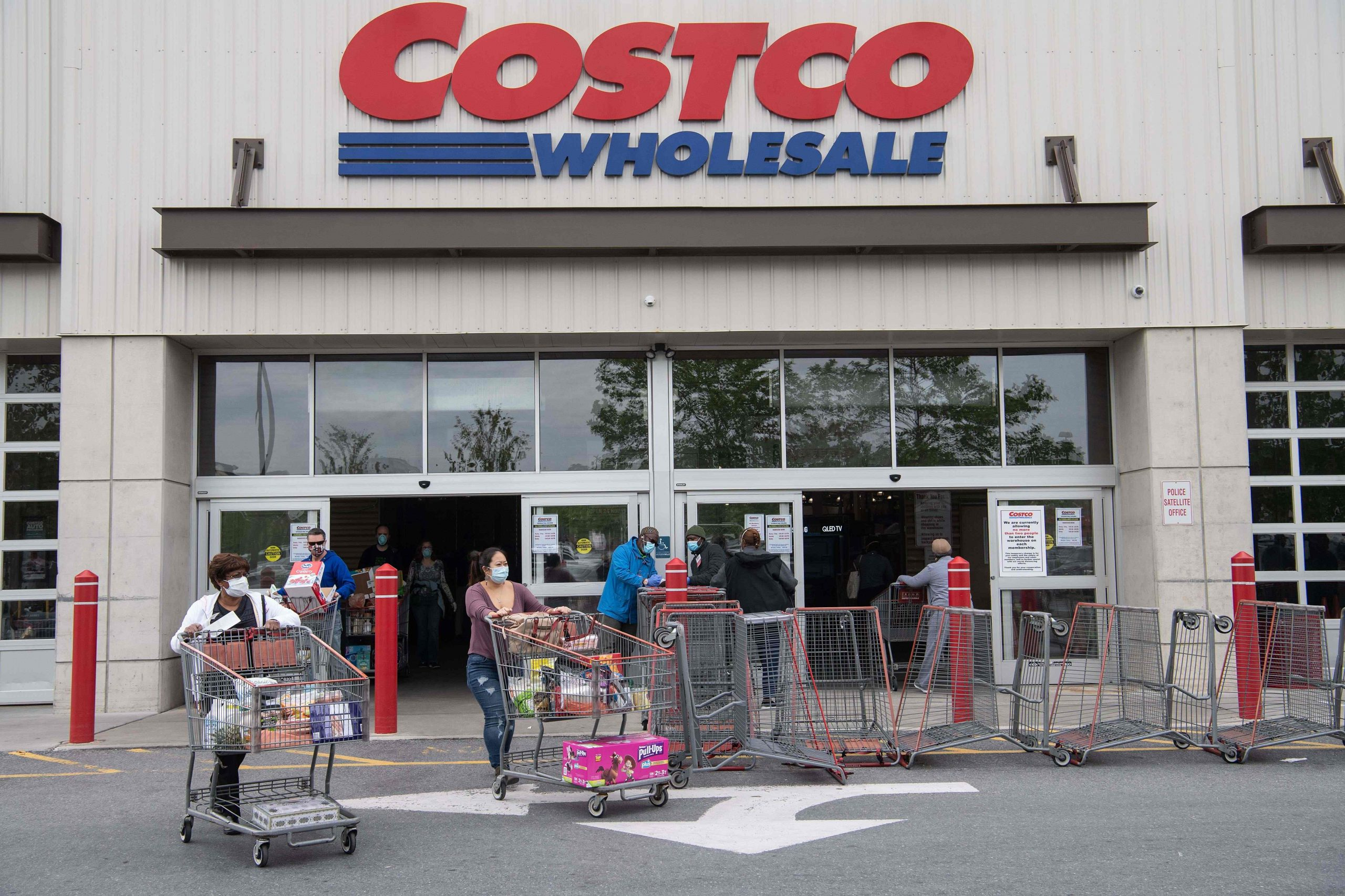 Costco face mask policy update requires all shoppers to wear a mask or shield amid coronavirus surges
