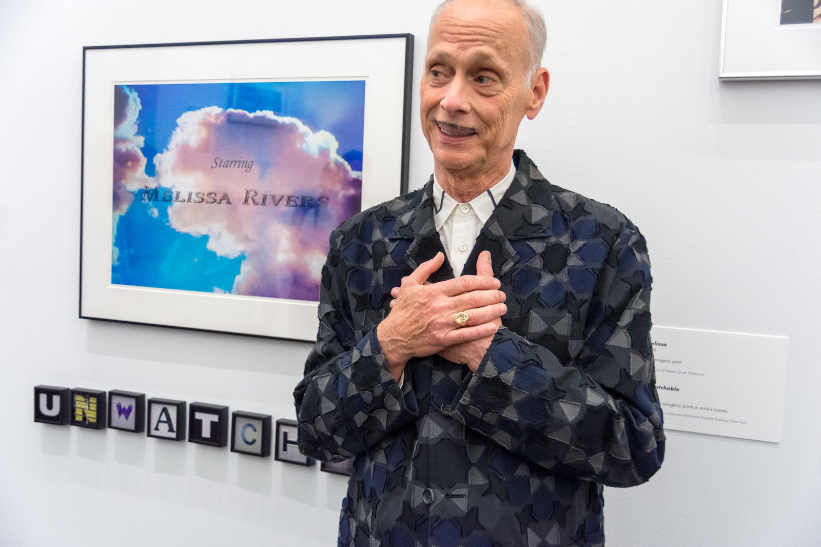 From John Waters's Cheeky Donation to a Mega-Gallery Under Fire: The Best and Worst of the Art World This Week | artnet News