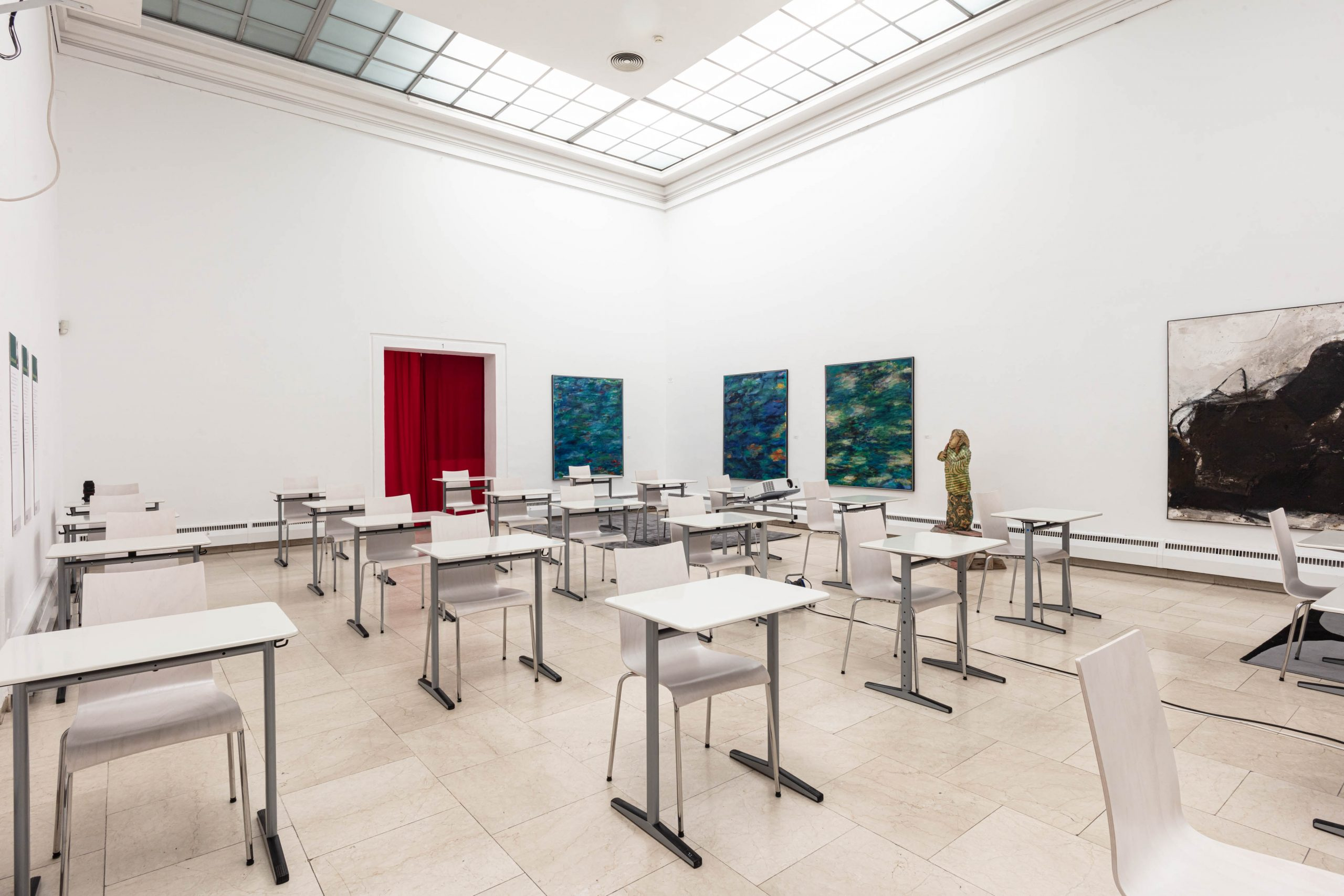 Germany's Shuttered Museums Are Offering Up Their Galleries to Cramped and Poorly-Ventilated Schools | artnet News