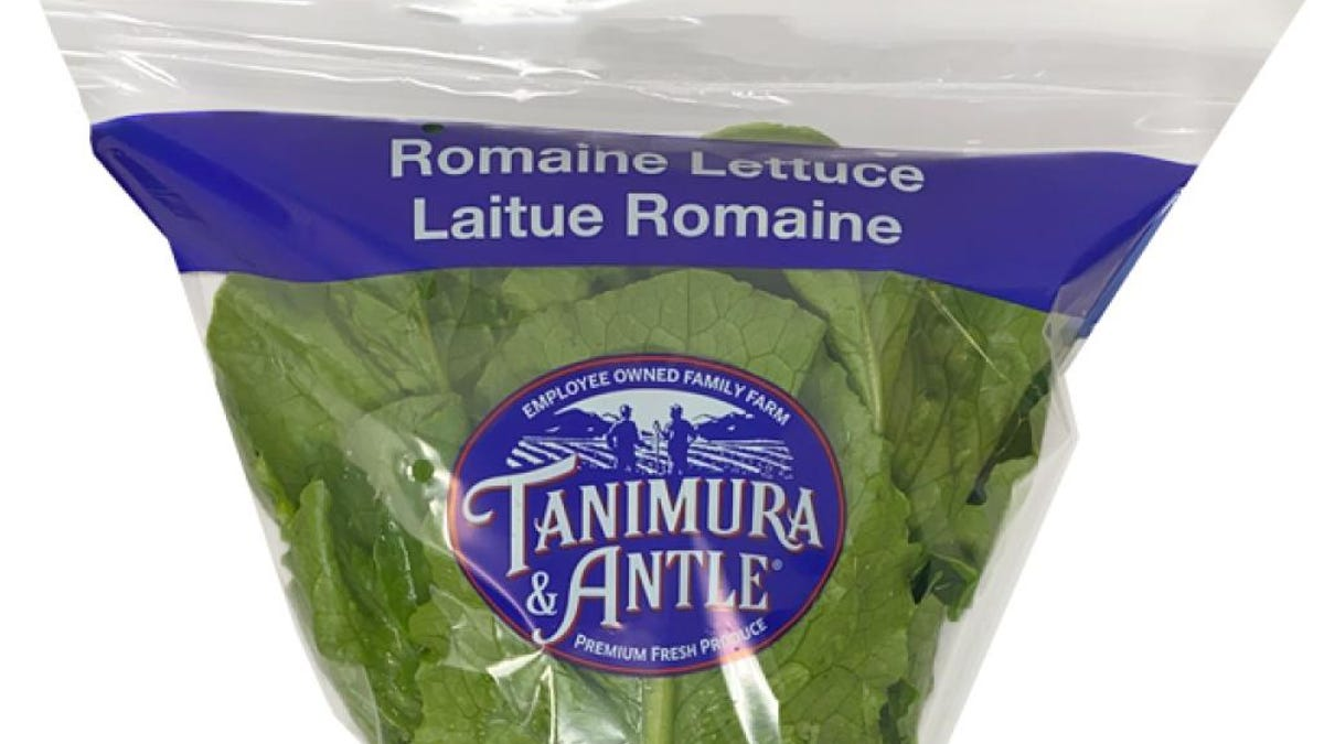 Romaine lettuce recall 2020: Tanimura & Antle recalls single heads of romaine for possible E. coli contamination