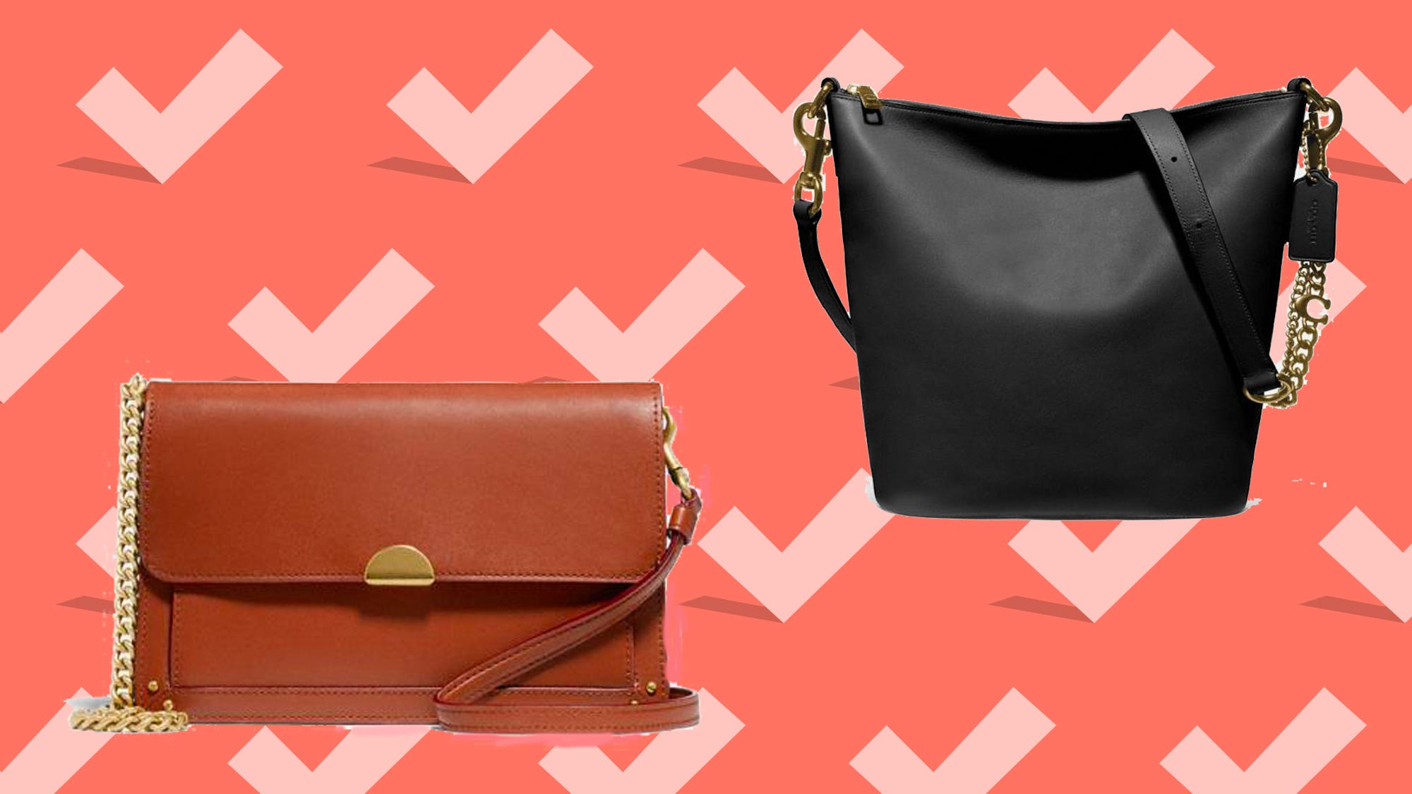 Shop Coach Outlet bags at 70% off right now