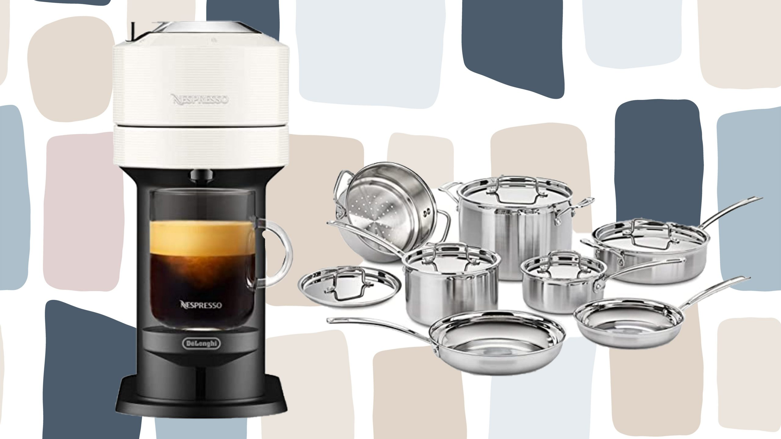 Shop price drops on Nespresso coffee machines and more