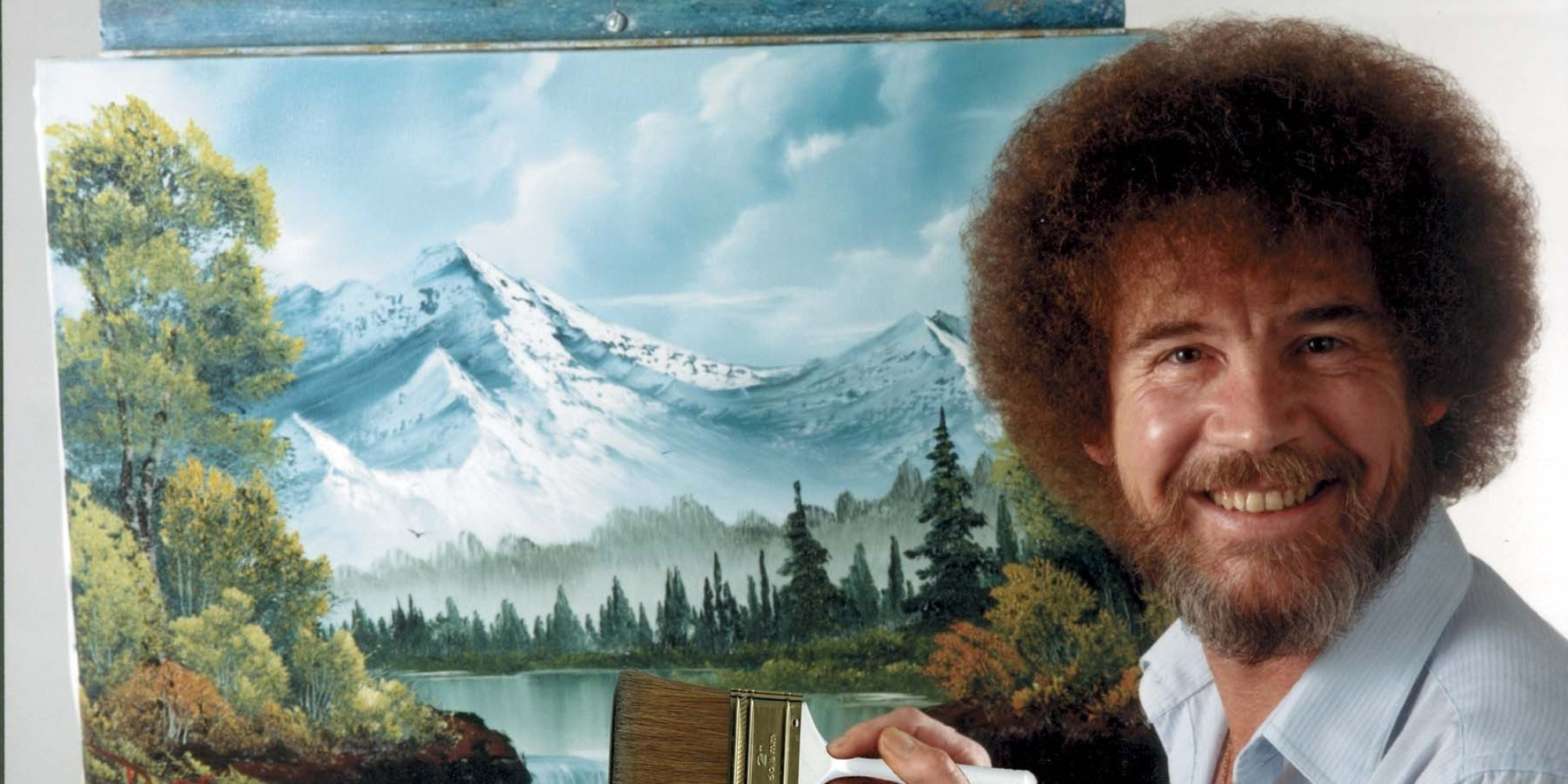 The Bob Ross Experience, a New Interactive Museum, Is Open in Indiana. Can It Calm a Nervous Nation?