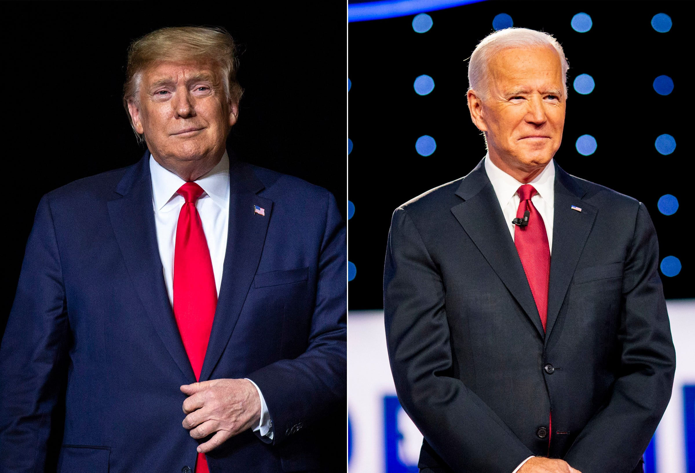 This 'presidential predictor' forecasts a Biden win