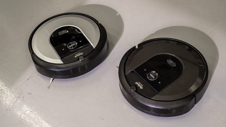 This iRobot Roomba vacuum cleans like a dream—and it's $200 off