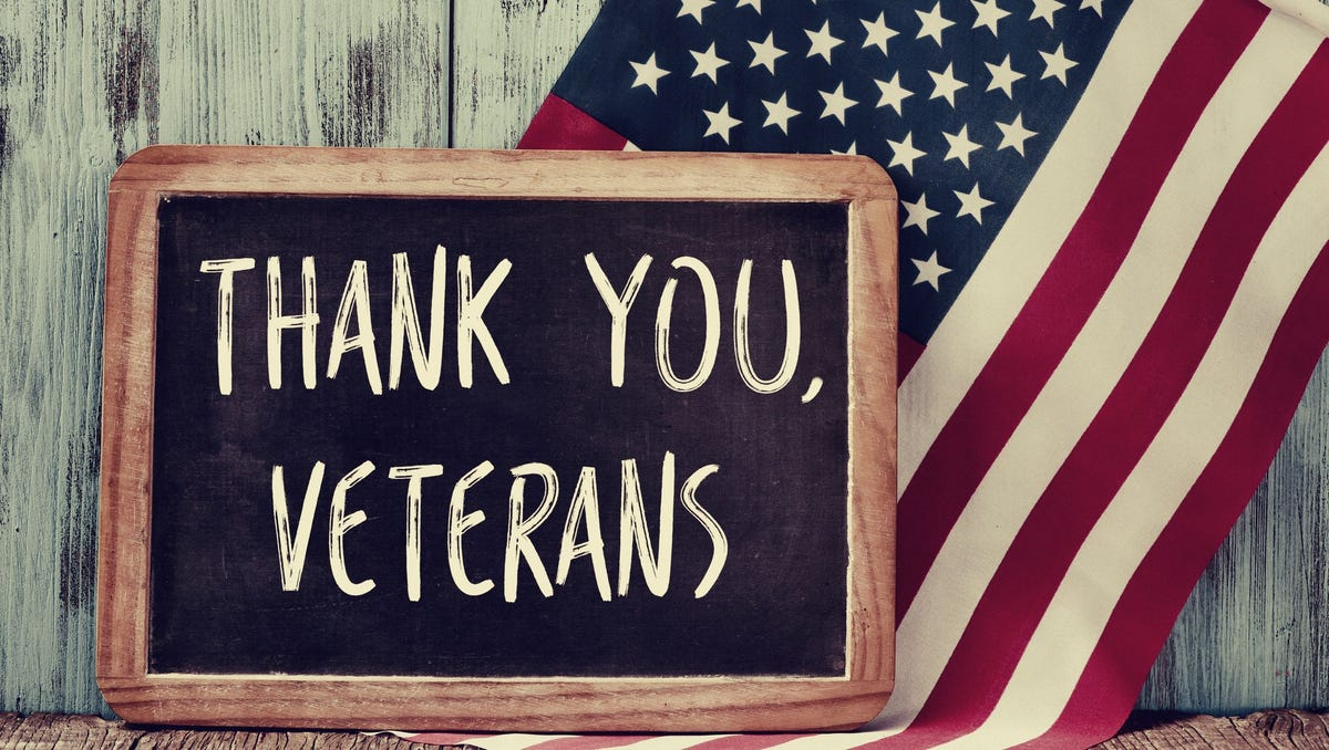 Veterans Day free food: Starbucks, Wendy's, Buffalo Wild Wings offering freebies for vets, military Wednesday