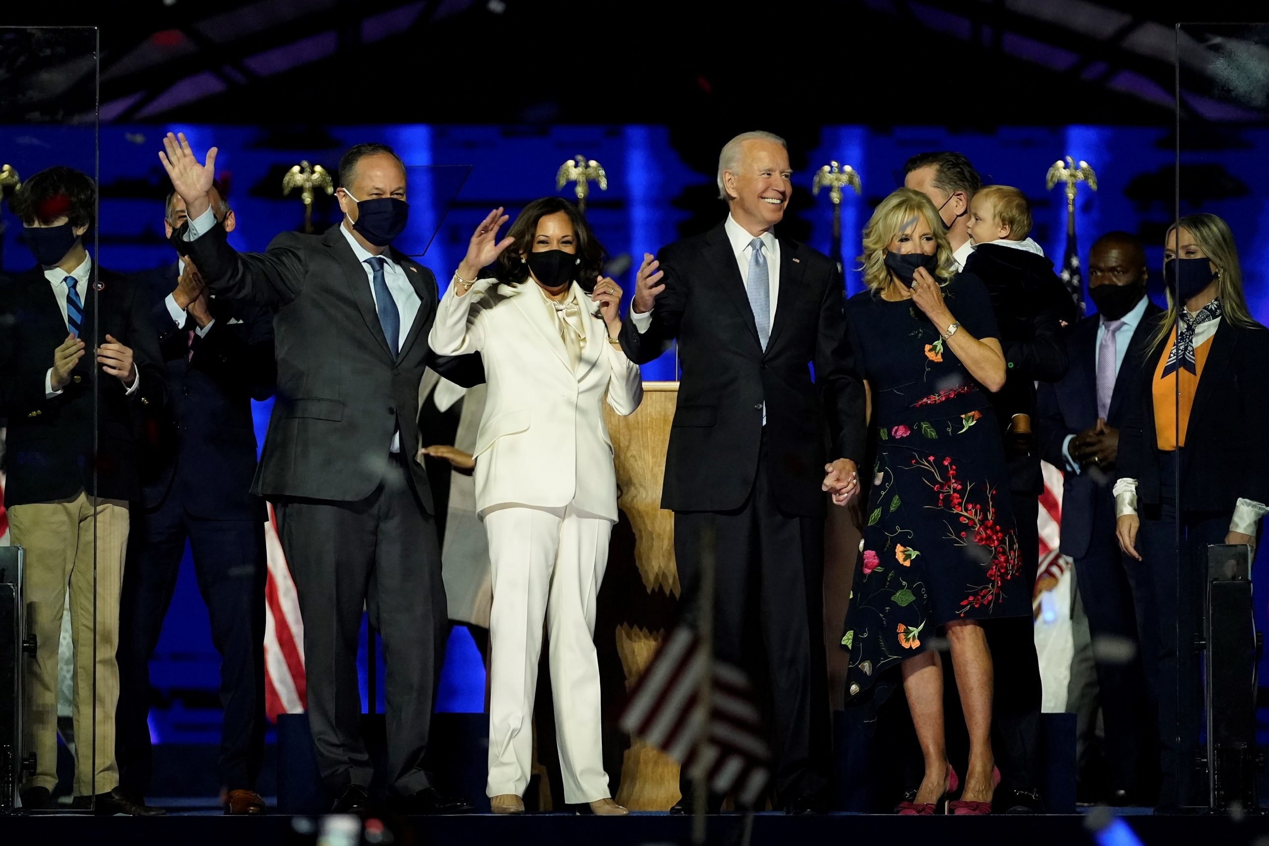 'We Painted, Sang, and Danced Our Way to the Polls': Artists React to US President-Elect Joe Biden's Victory | artnet News