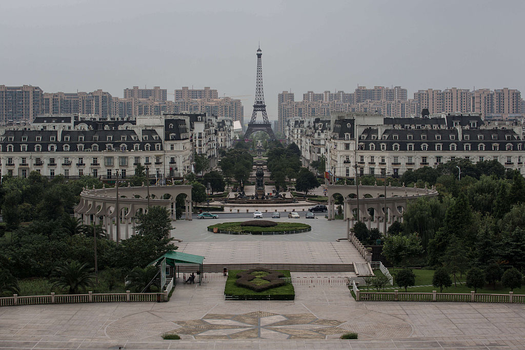 Why Urban Planners in China Have Become Master Copyists of Western Monuments | artnet News