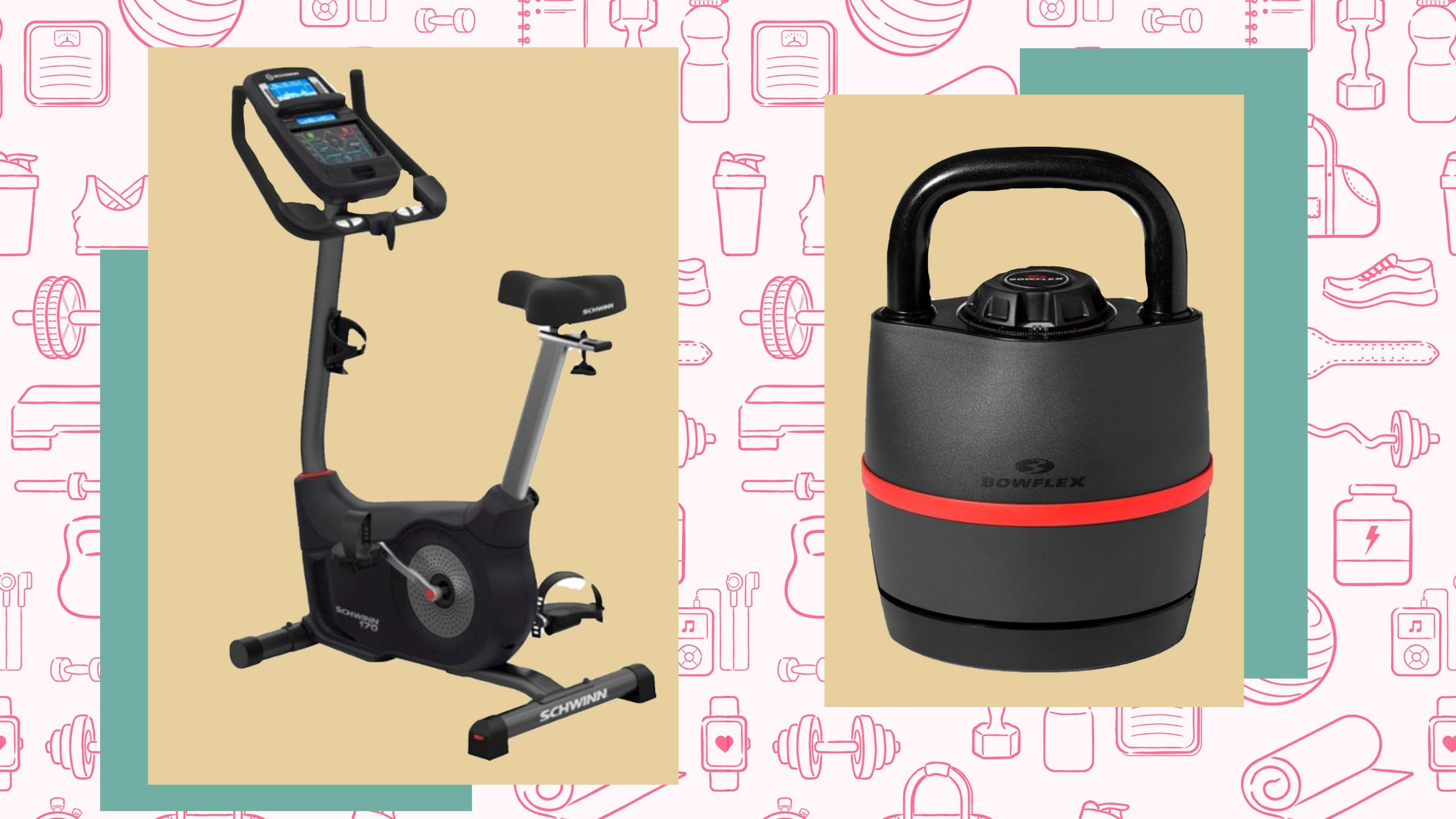 Best Buy has a ton of workout equipment on sale right now