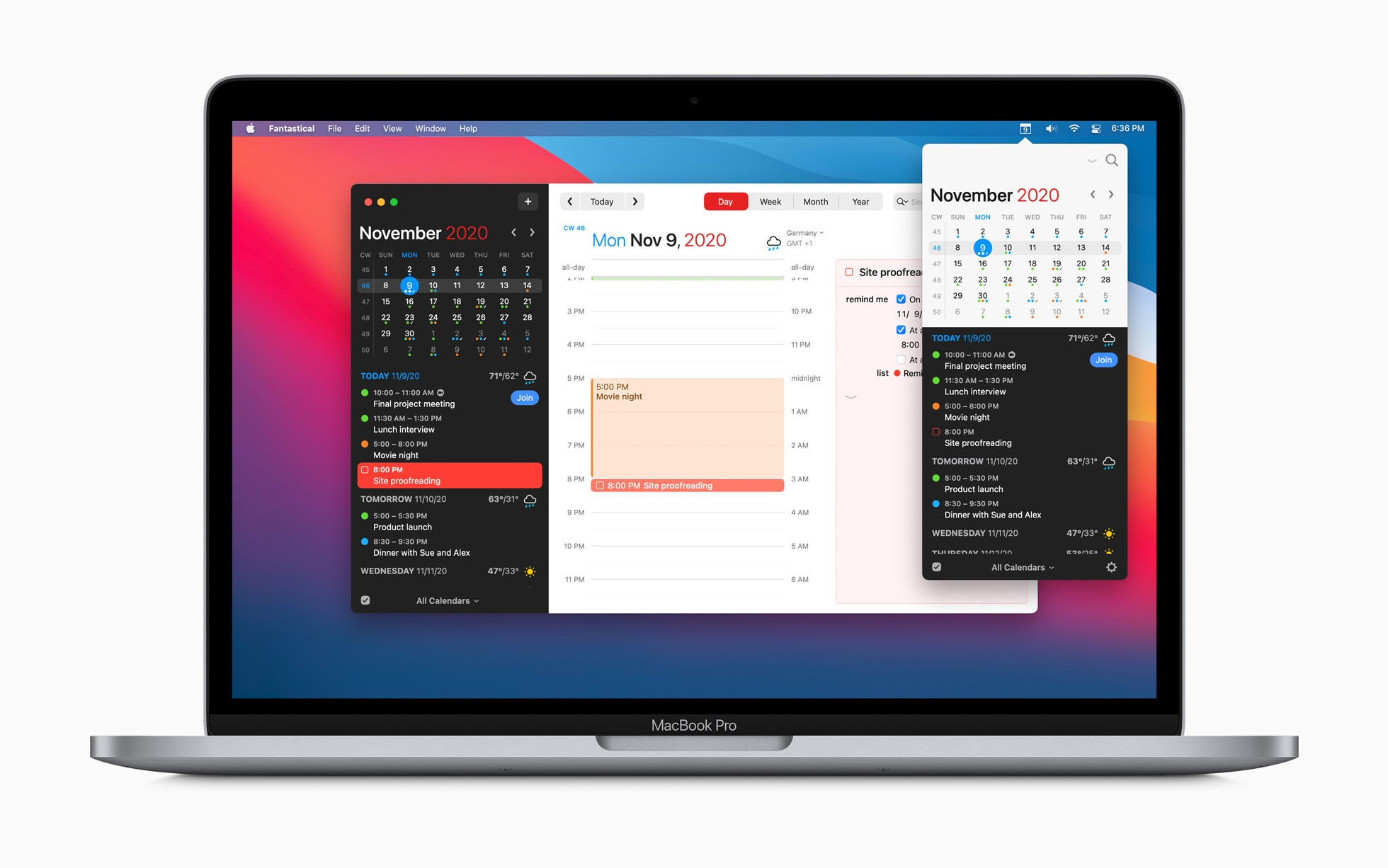 Fantasical is Apple's Mac app of the year, but would you pay $40 for a calendar?