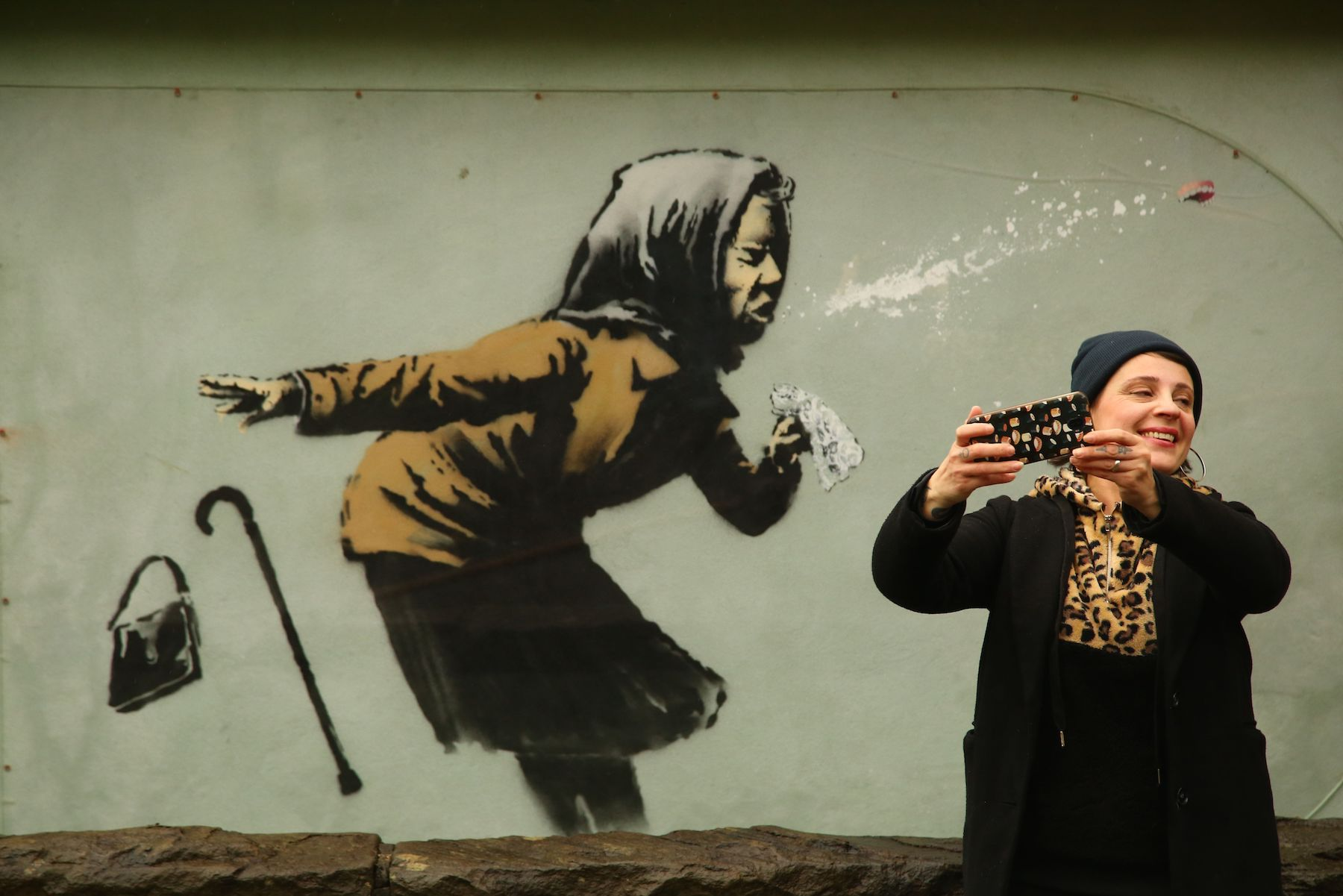 From Banksy's Sneeze in Bristol to Red Bull Arts Closing: The Best and Worst of the Art World This Week | artnet News