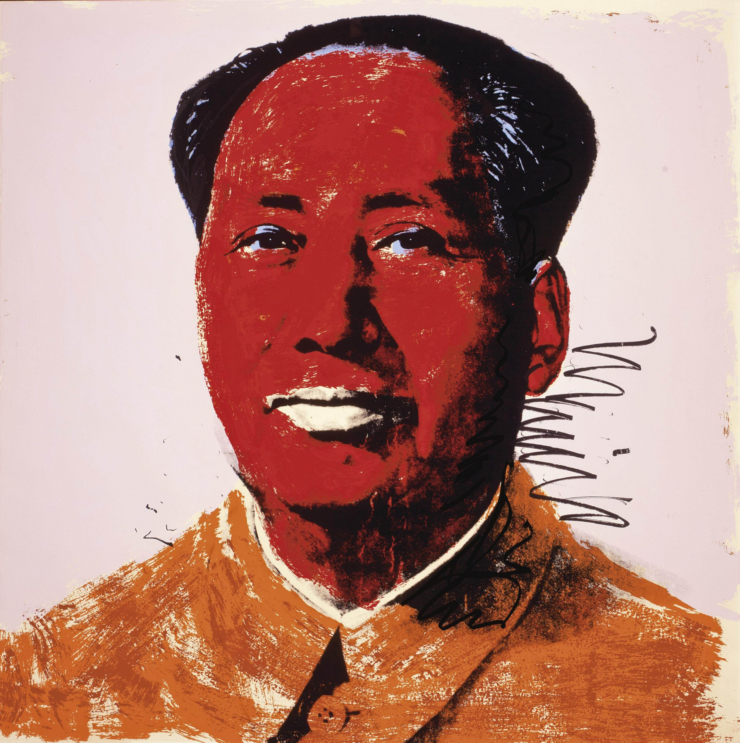 Georgia Runoff Candidate Kelly Loeffler Allegedly Owns a $56,000 Warhol Portrait of Mao, and a Fellow Republican Thinks It's Weird