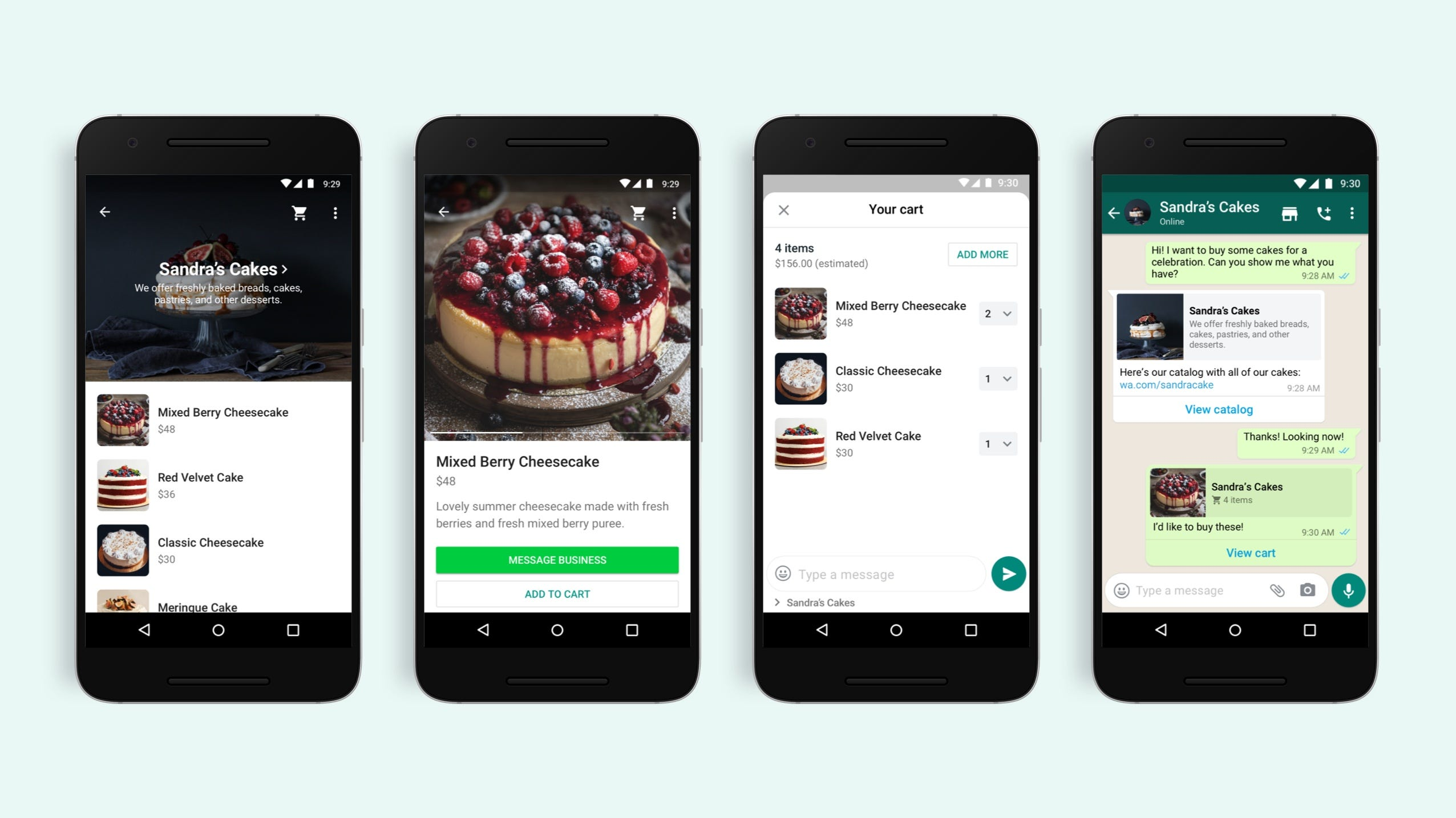 Holiday shopping: WhatsApp introduces carts, business catalogs for faster shopping