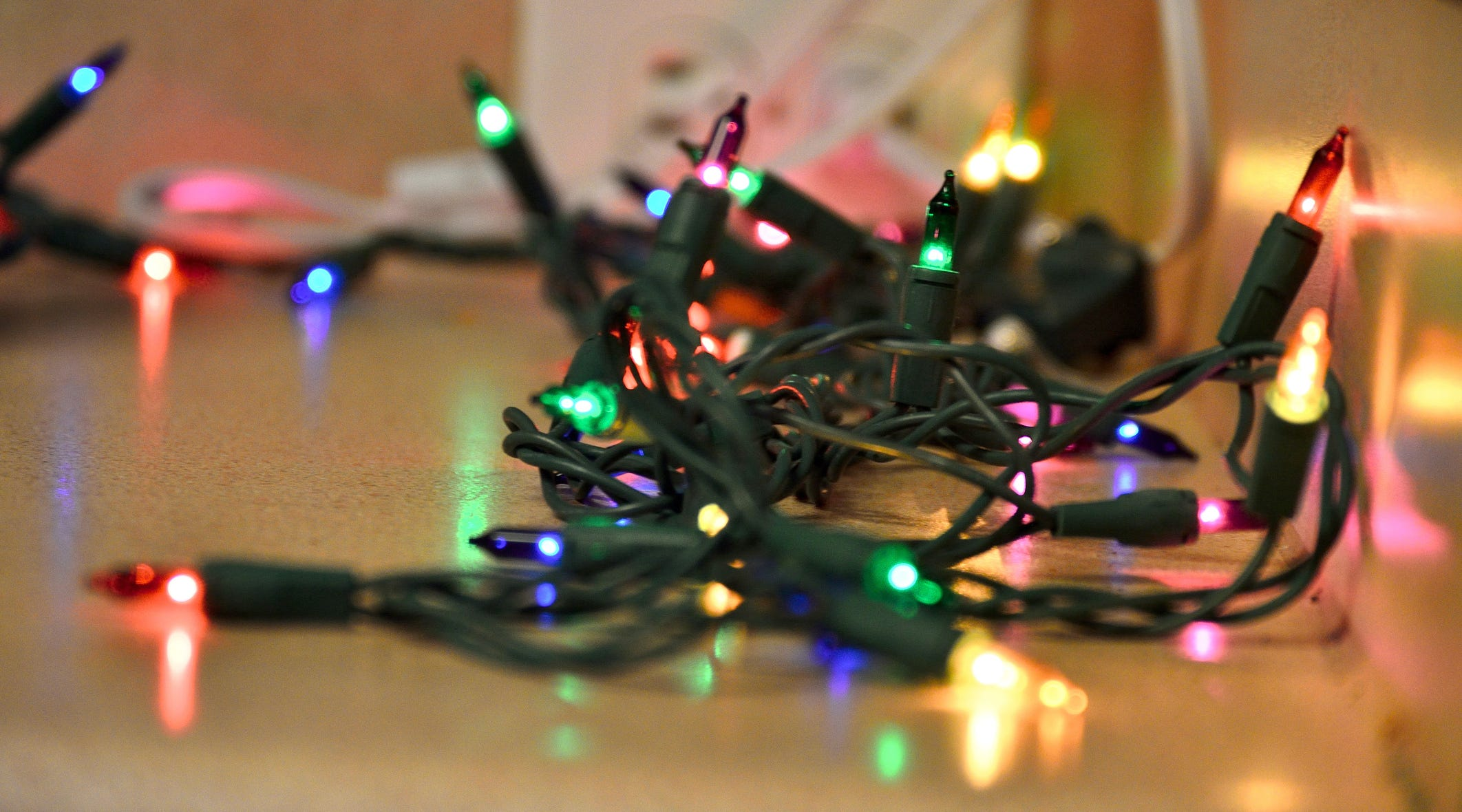 How to fix broken Christmas lights: Tips for solving common problems with string lights, burned-out bulbs
