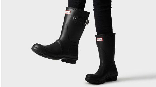 Hunter boots are majorly discounted for Nordstrom's huge Cyber Monday 2020 sale