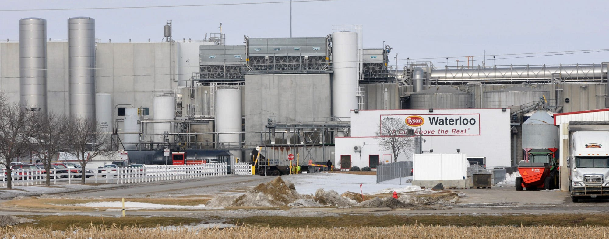 In new allegation, lawsuit says Tyson officials lied to interpreters about COVID-19 dangers in Iowa plant