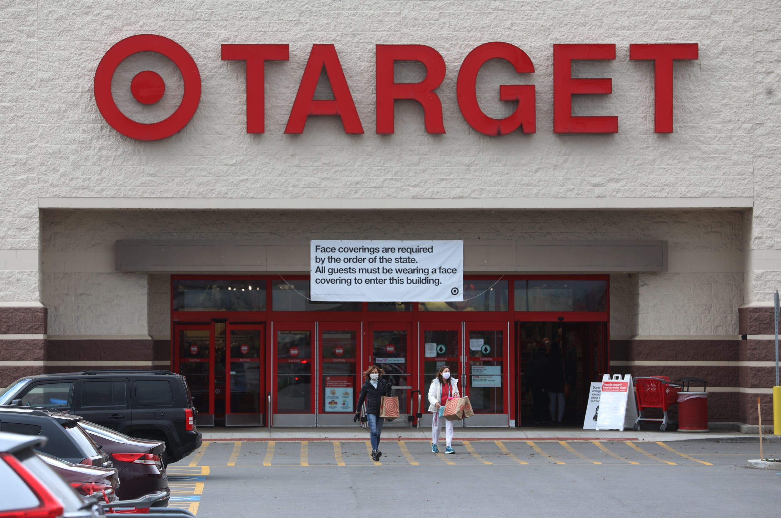Target extends store hours for holiday shopping ahead of Christmas, reduces coronavirus senior hours