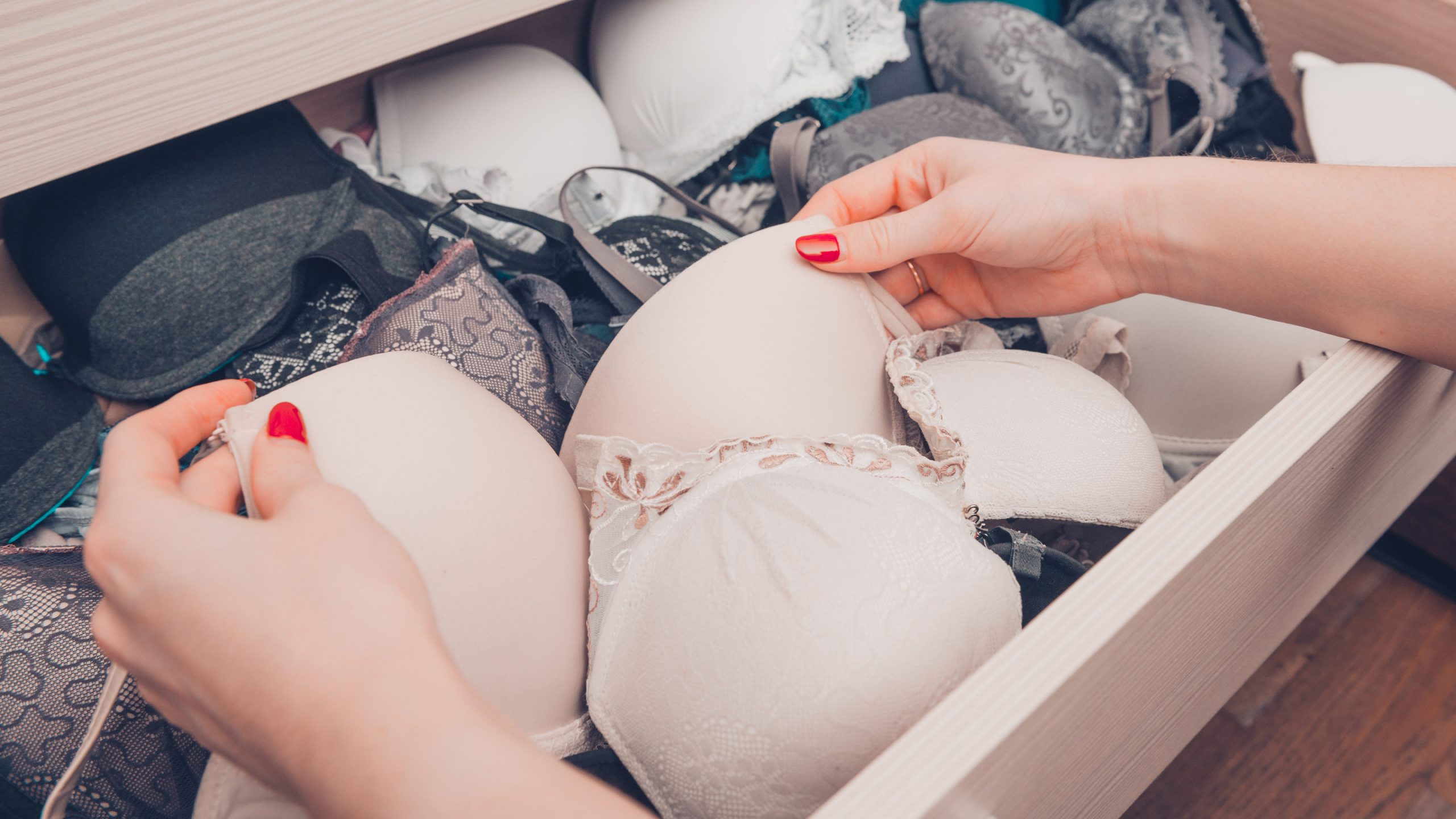 You can get Victoria's Secret bras from $10 right now