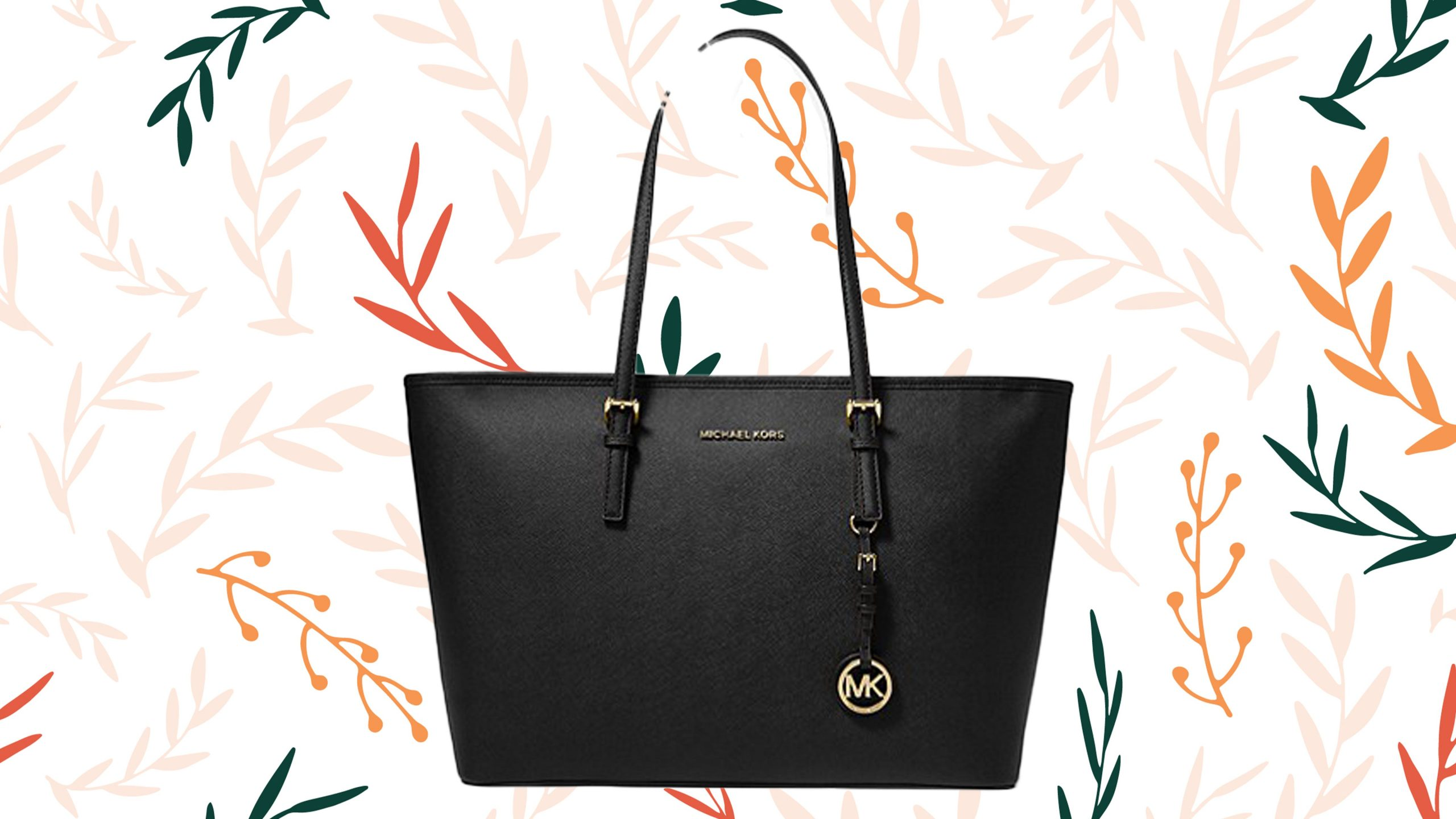 You can get a Michael Kors purse for up to 70% off during the Semi-Annual Sale