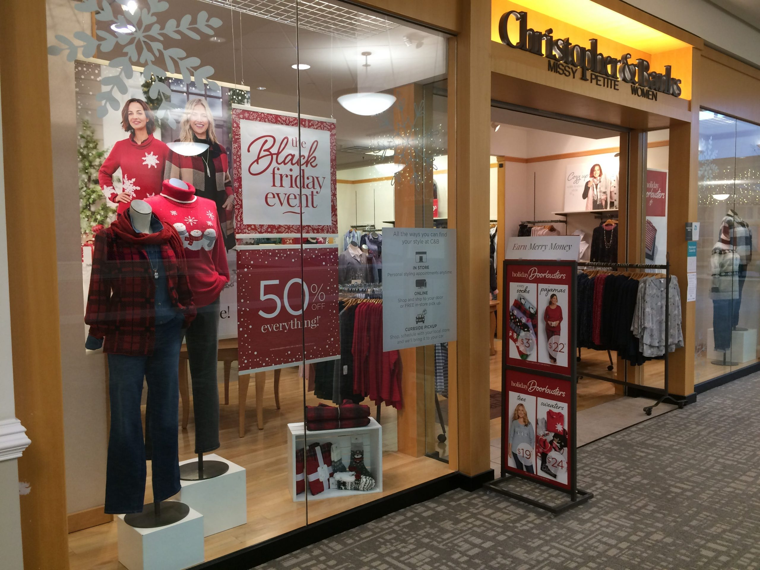 Christopher & Banks files for bankruptcy protection and says it could close all stores amid COVID-19